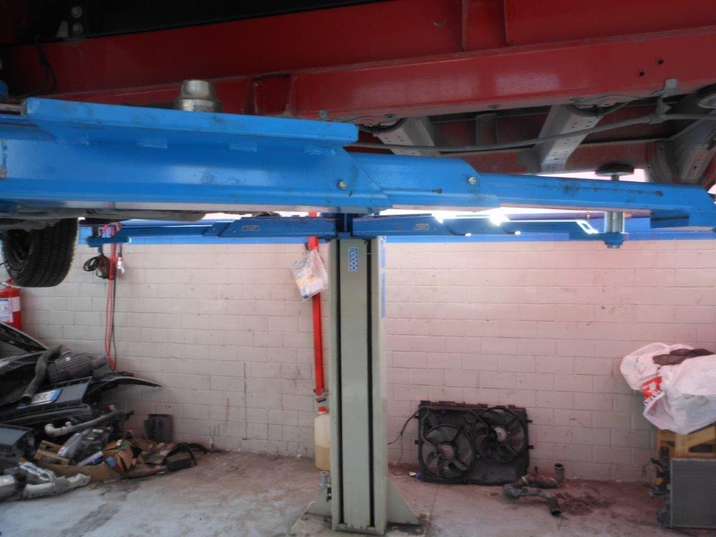 Attrezzature per manutenzione riparazione autoveicoli in vendita - foto 3