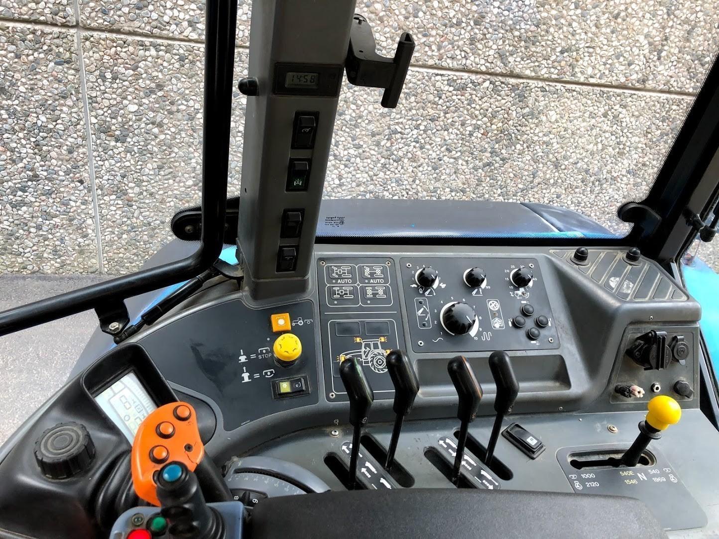 Trattore New Holland TM190 in vendita - foto 4