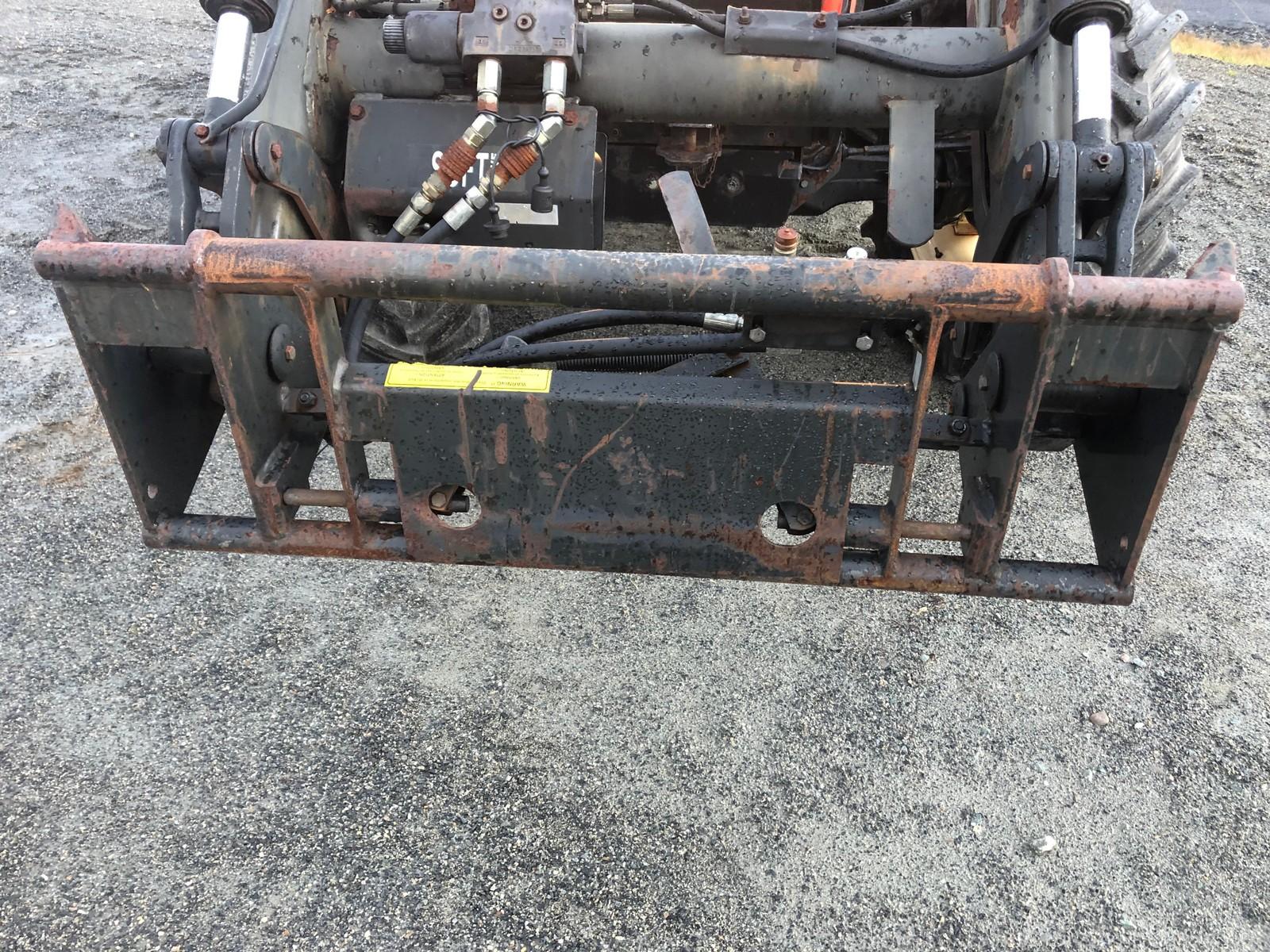 Trattore ZETOR 10641 FORTERRA TURBO in vendita - foto 7