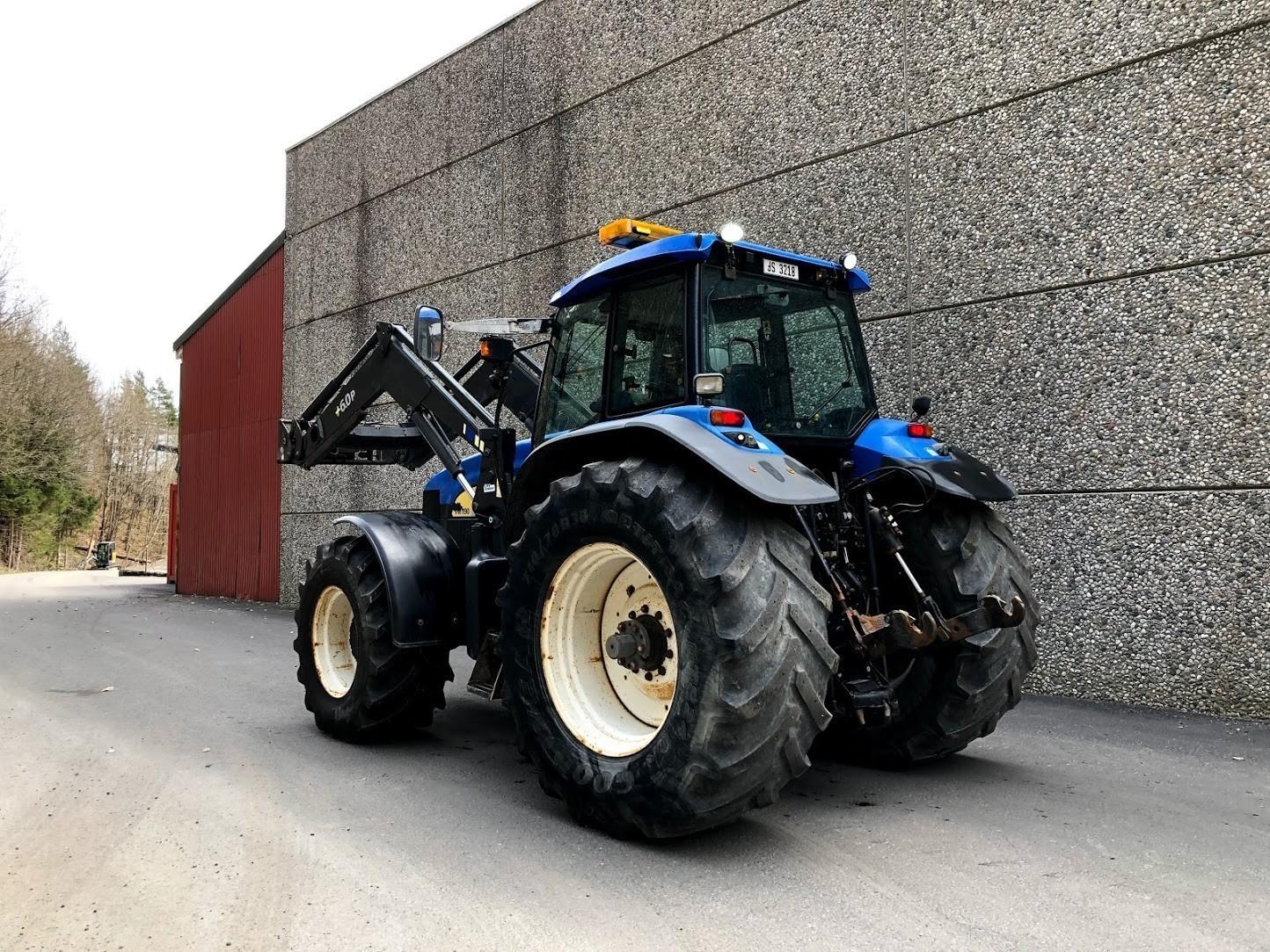 Trattore New Holland TM190 in vendita - foto 15