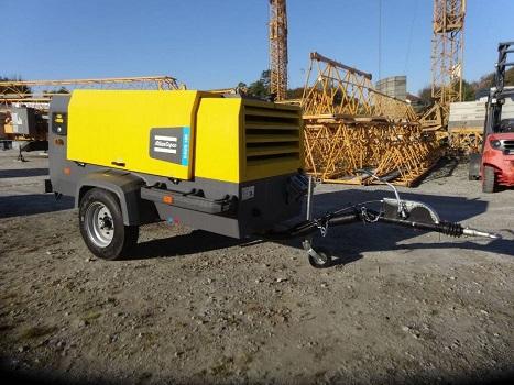 Compressore Atlas Copco Xavs 186 Jd in vendita - foto 1