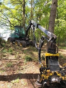 Timberjack 1070 D in vendita - foto 2