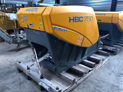 Benna per frantoio Hartl HBC 750 in vendita - foto 1
