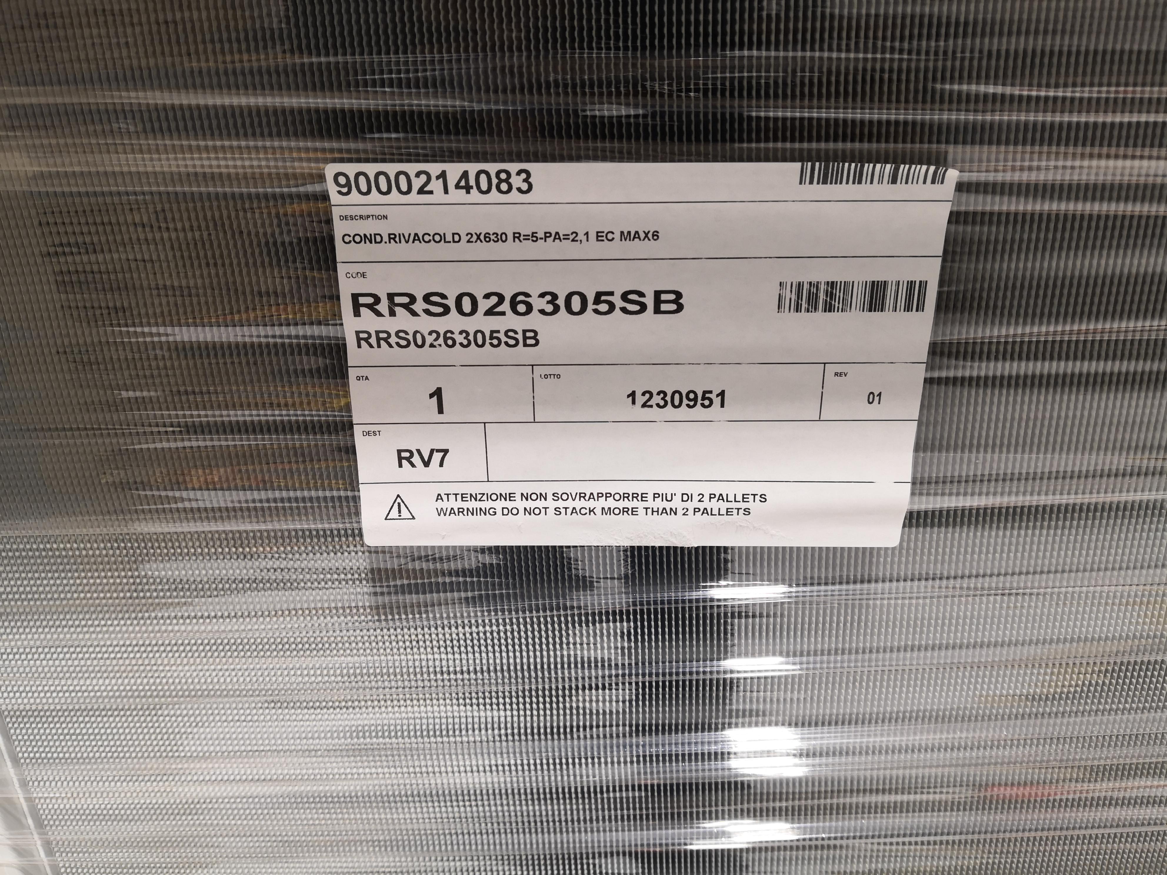 Condensatore scambiatore per refrigerazione in vendita - foto 4