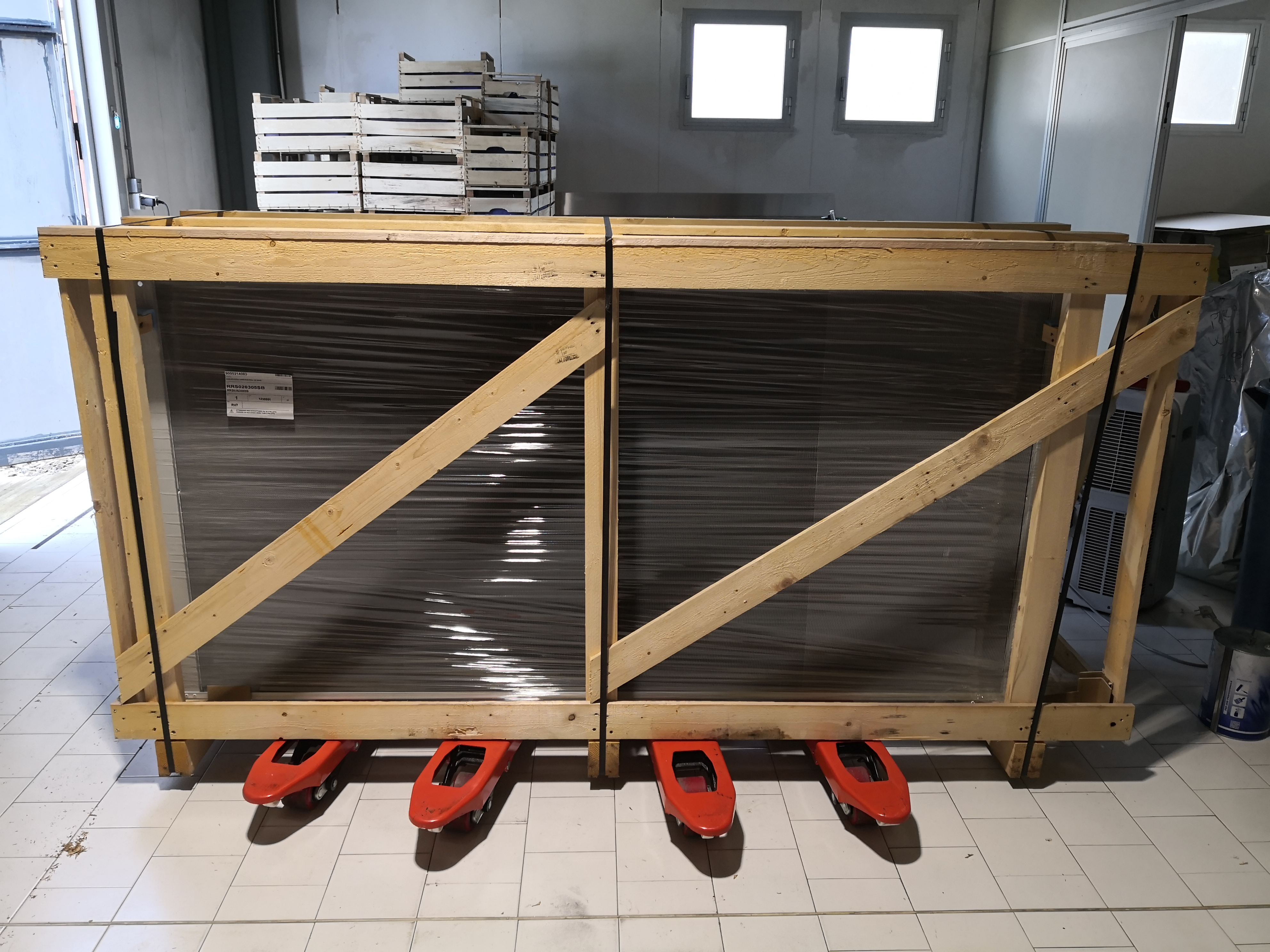 Condensatore scambiatore per refrigerazione in vendita - foto 2