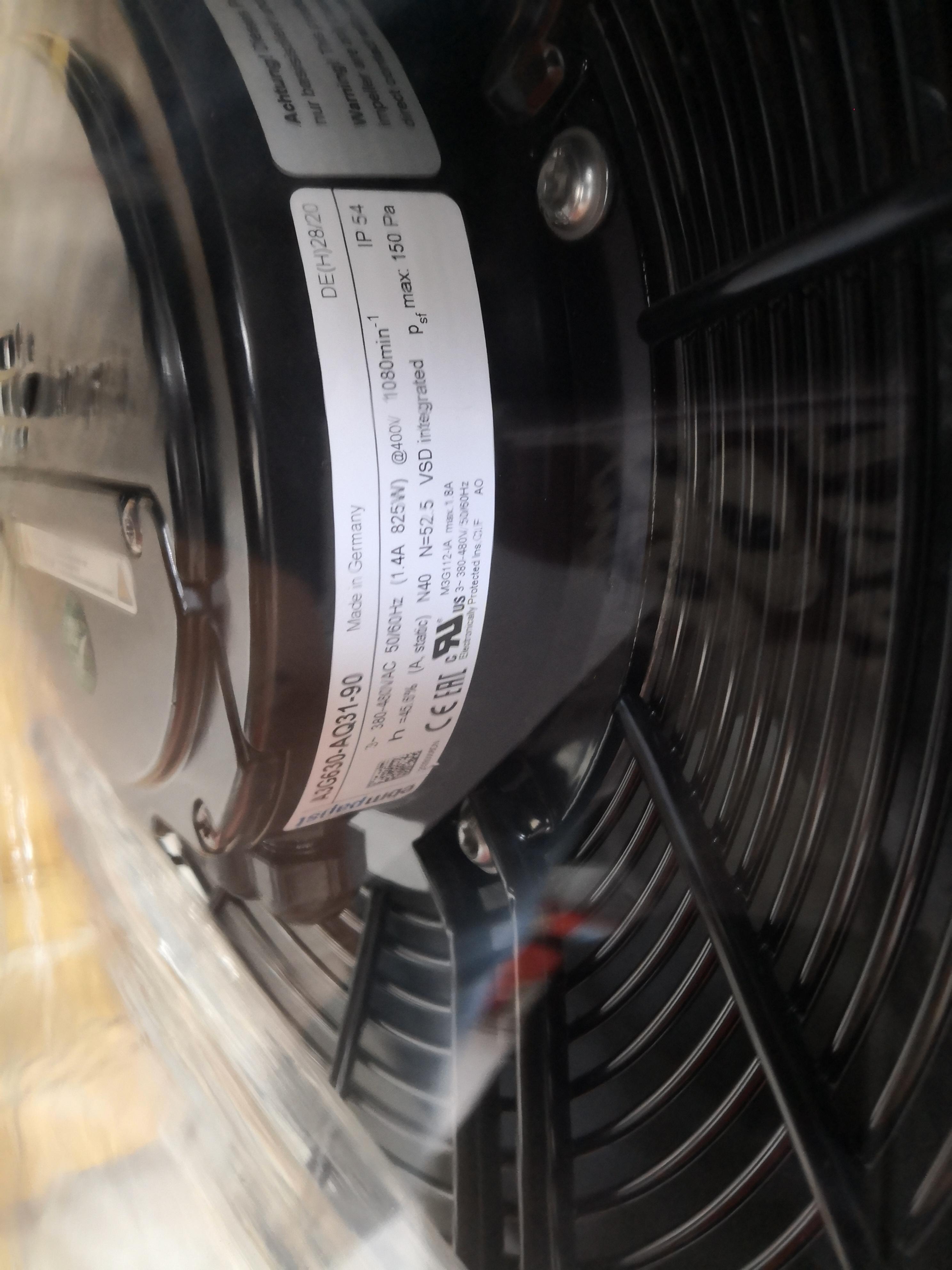 Condensatore scambiatore per refrigerazione in vendita - foto 3