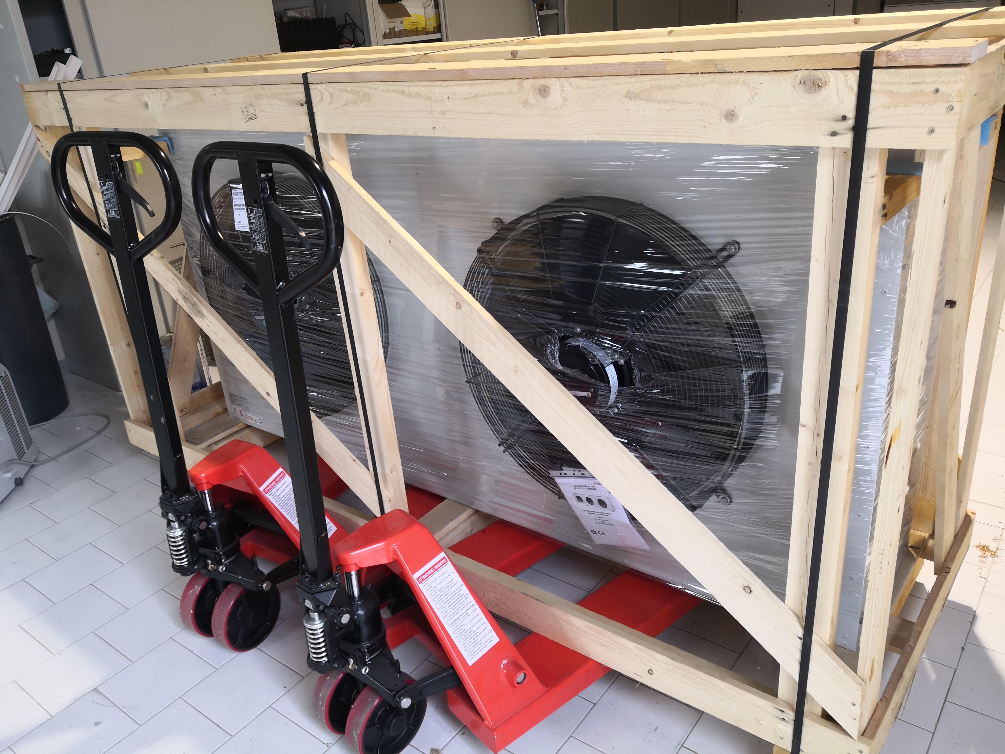 Condensatore scambiatore per refrigerazione in vendita - foto 1