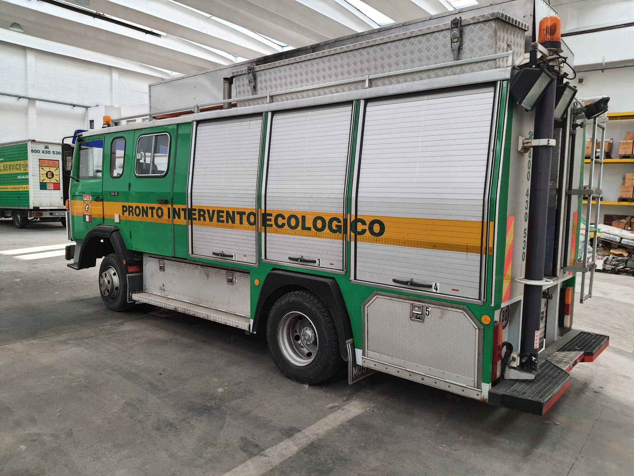 Fiat pompieri in vendita - foto 1