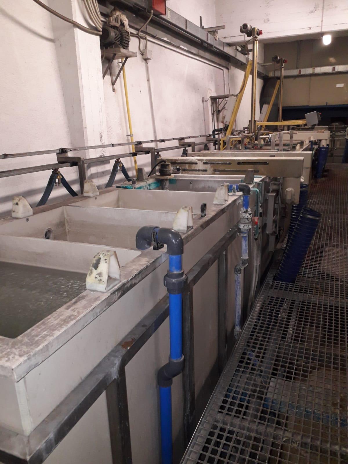 Impianto galvanico in vendita - foto 3