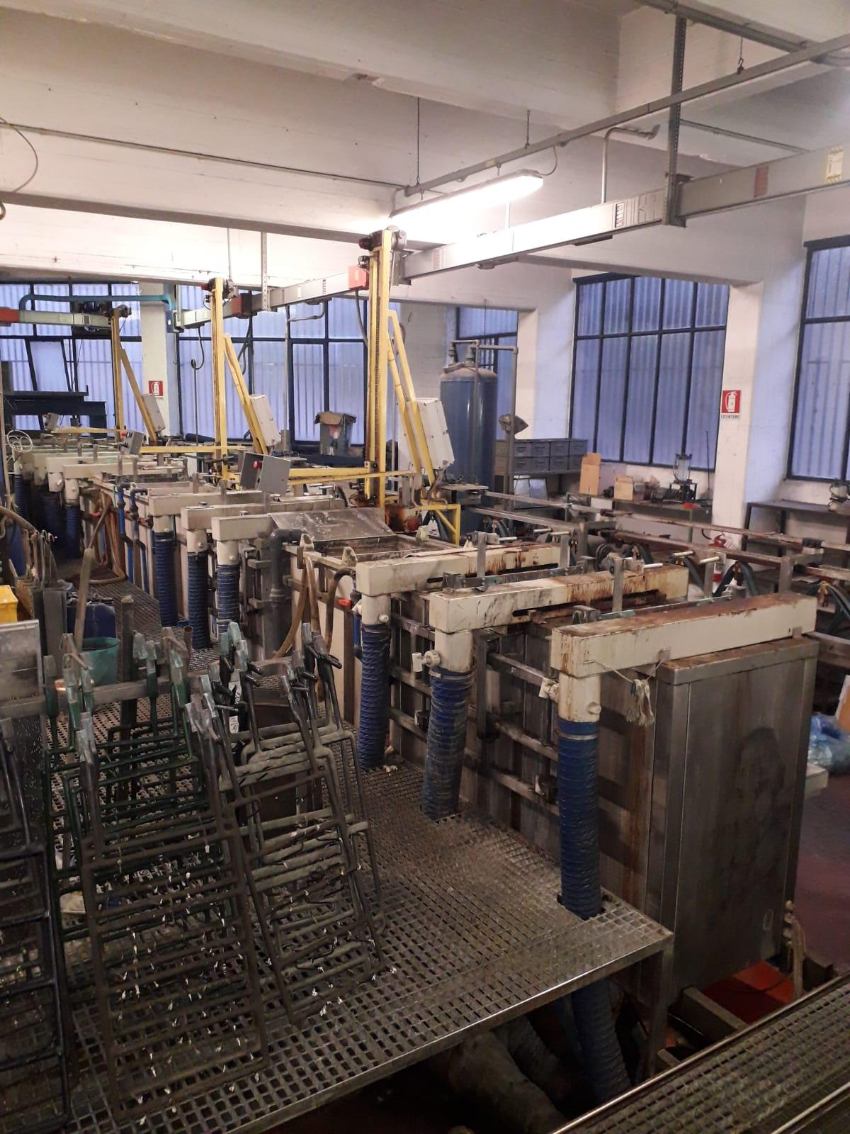 Impianto galvanico in vendita - foto 4