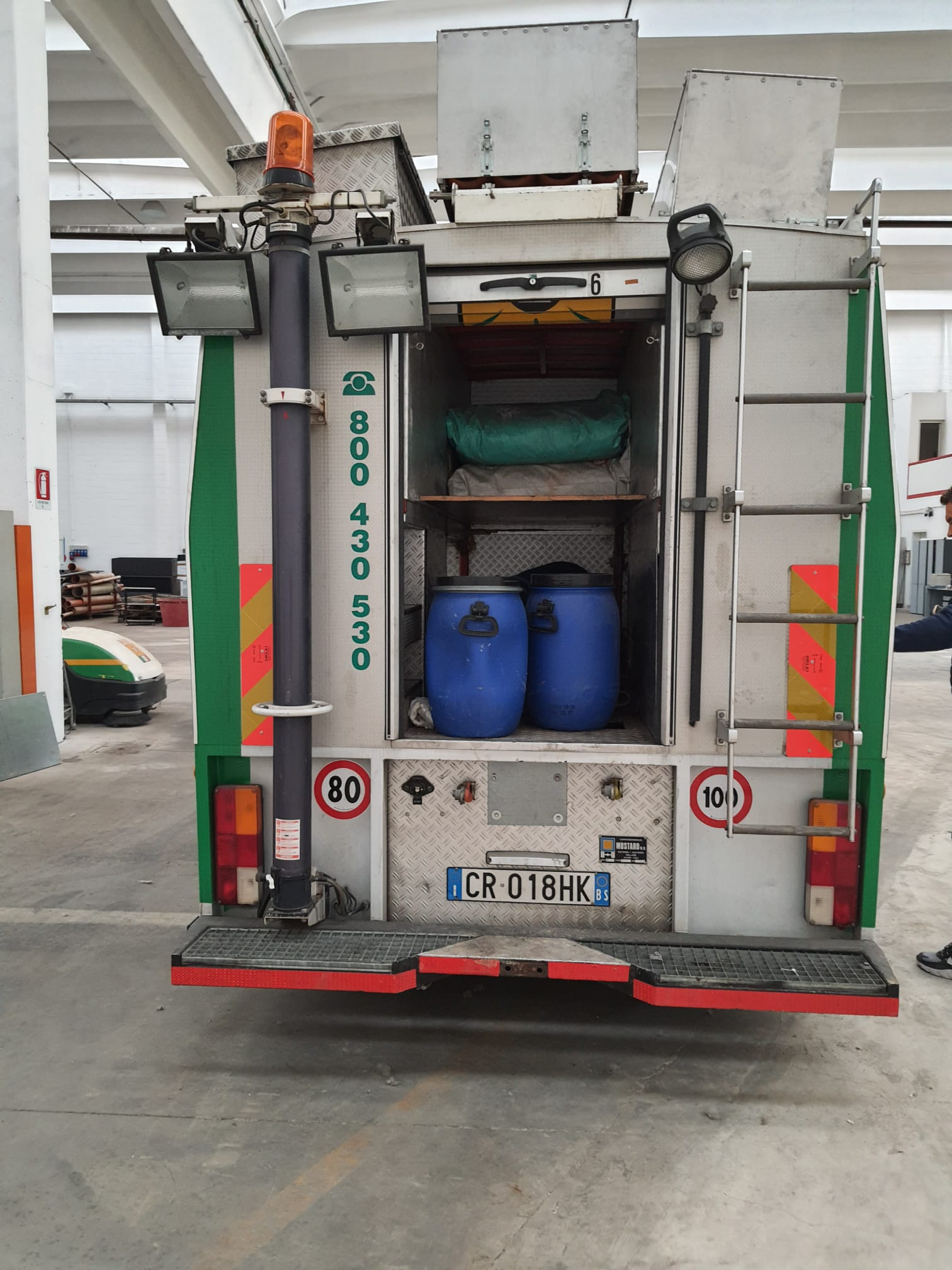 Fiat pompieri in vendita - foto 3