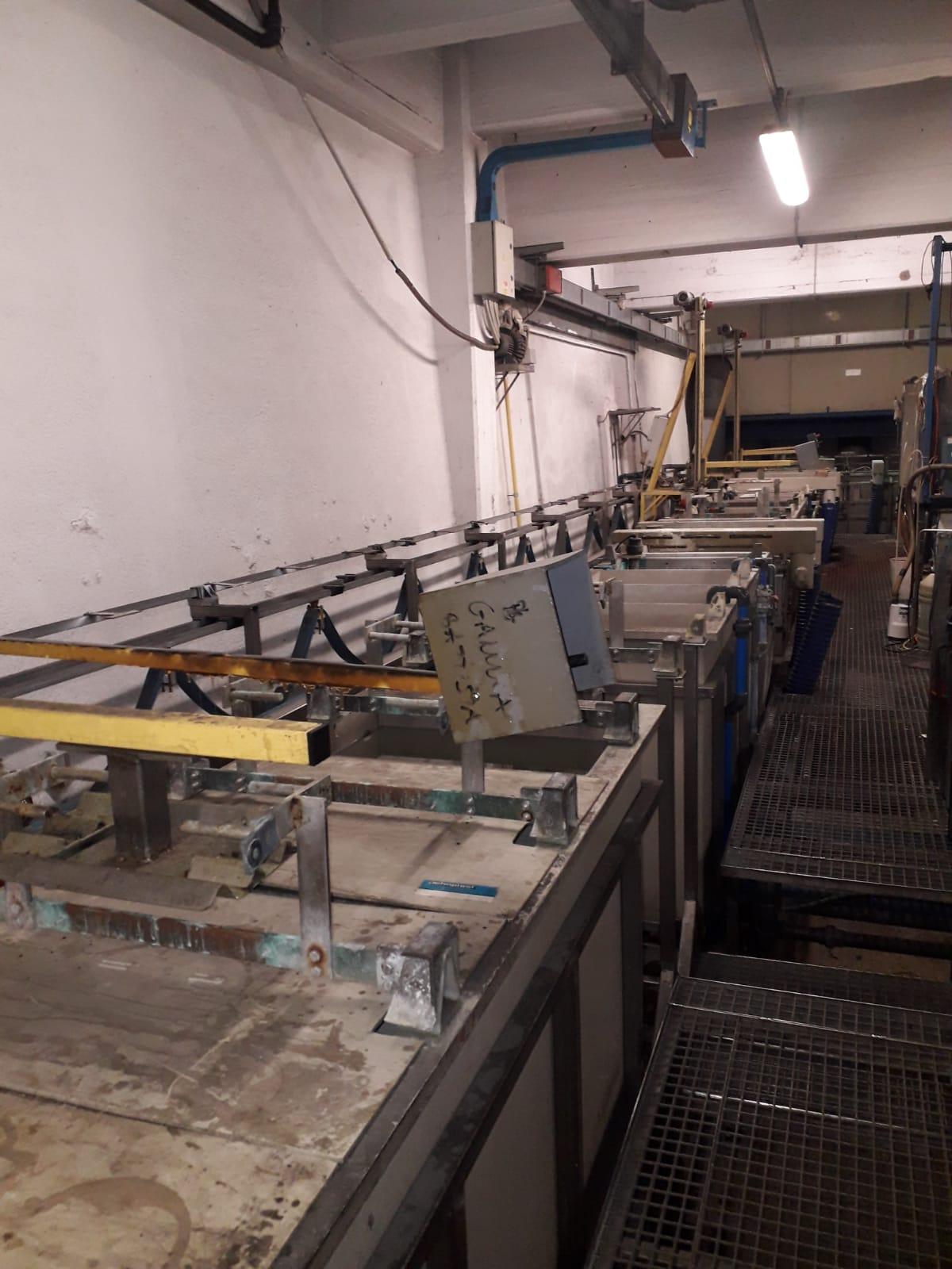 Impianto galvanico in vendita - foto 2