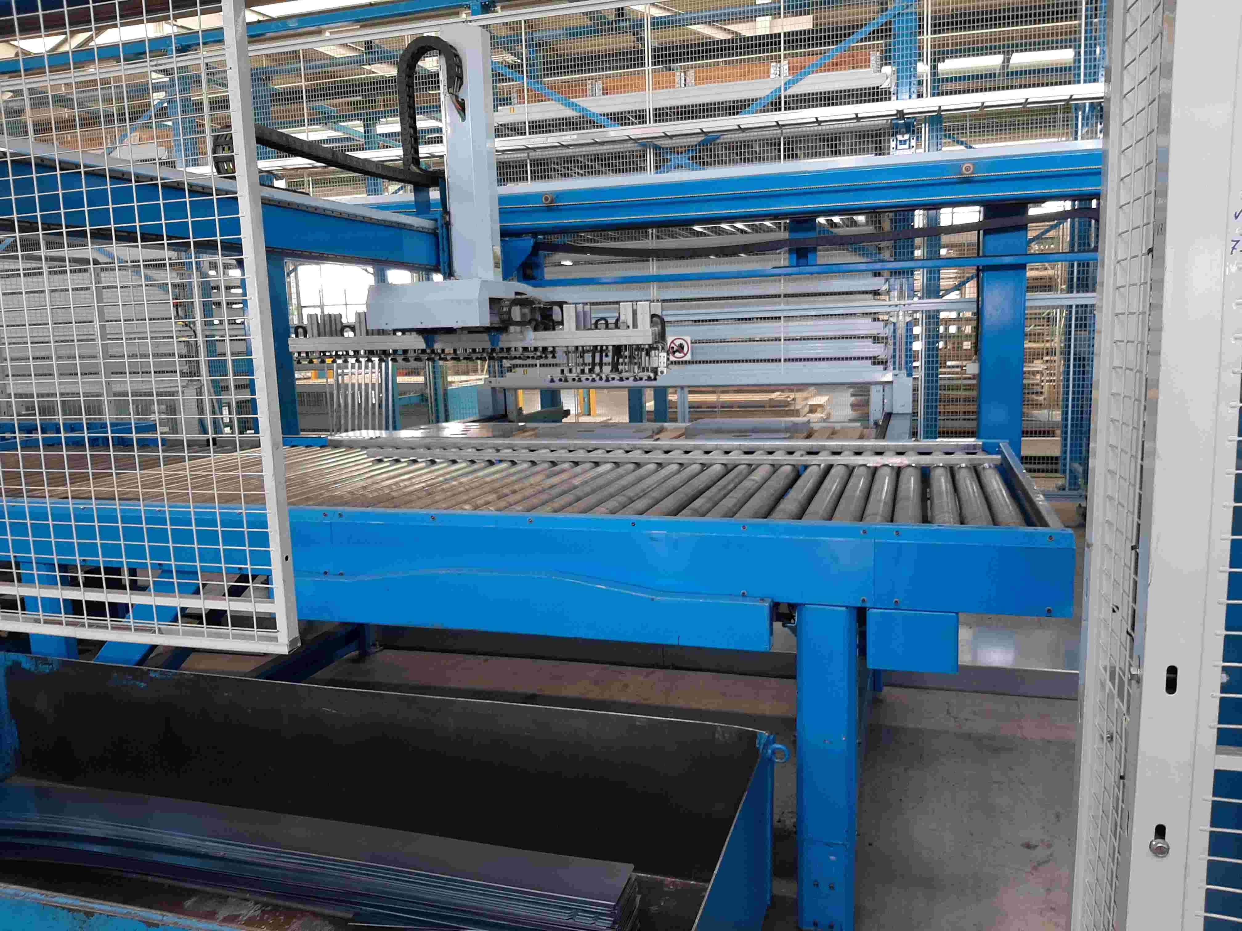 Line-Completa Finn Power SG-EB-LP Express Bender (2009) in vendita - foto 10