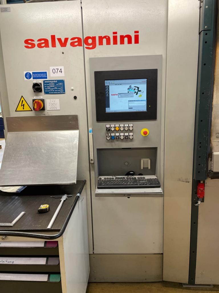 SALVAGNINI P2-PERFORMER in vendita - foto 4