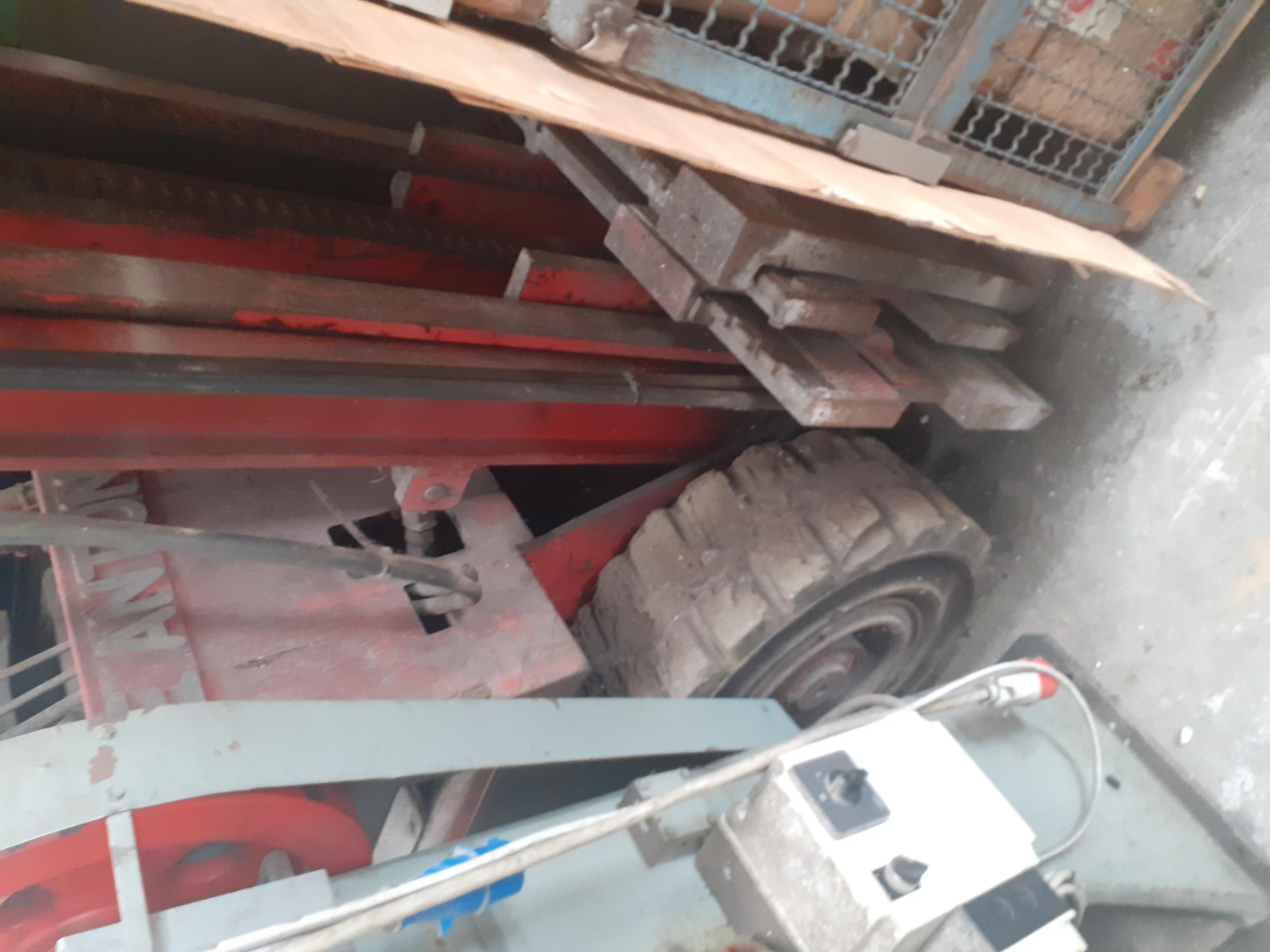 muletto a gasolio  in vendita - foto 2