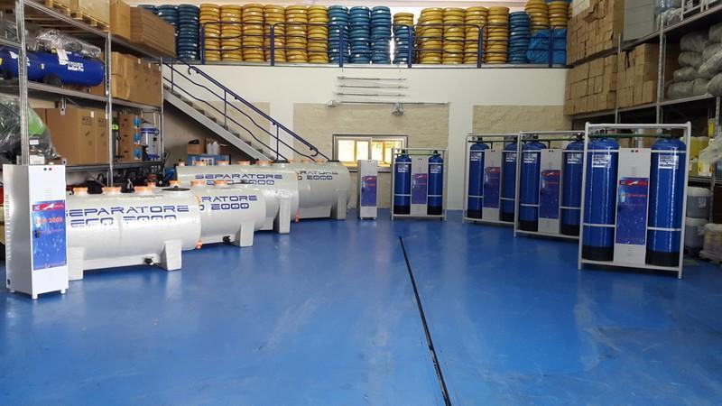 depuratori esterni per piazzali in vendita - foto 2