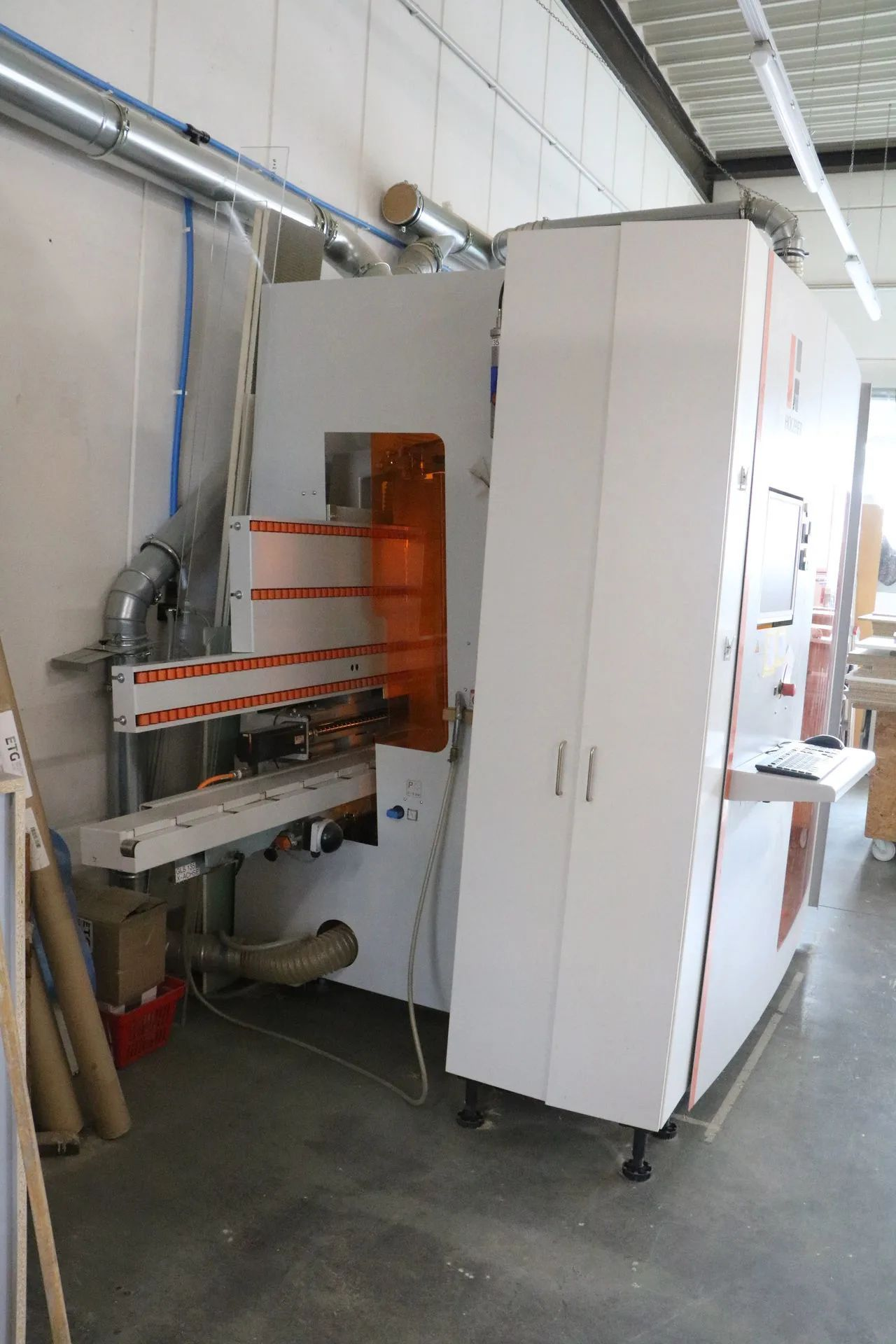 Centro di lavoro CNC HOLZ-HER EVOLUTION 7405  in vendita - foto 2