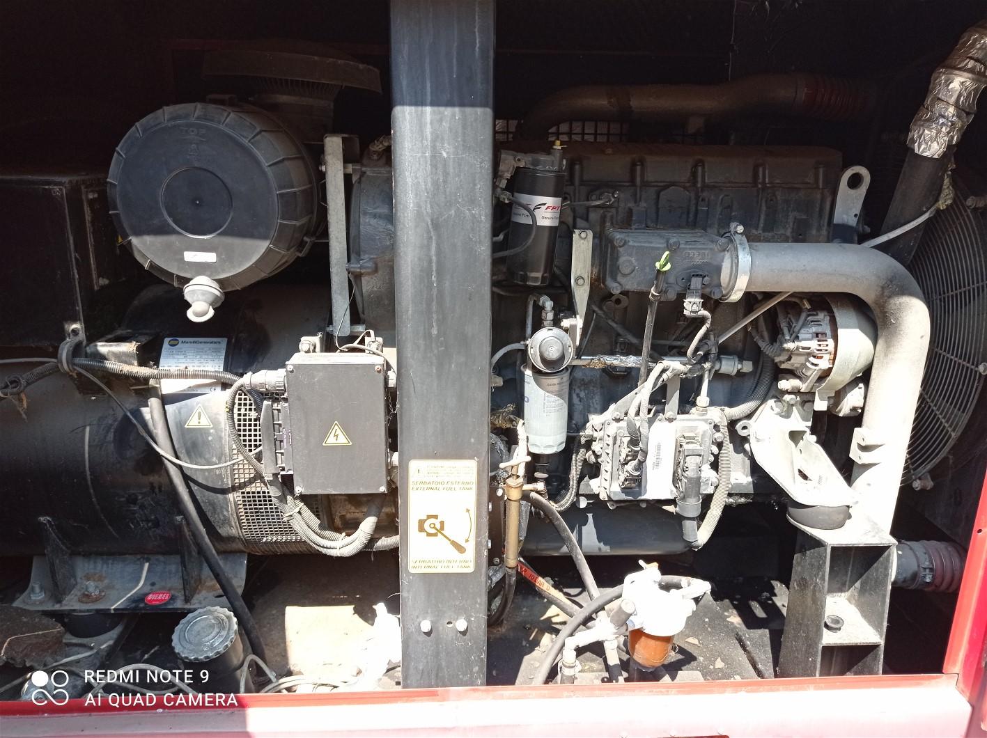 Generatore MOSA GE 305 FMSX in vendita - foto 3