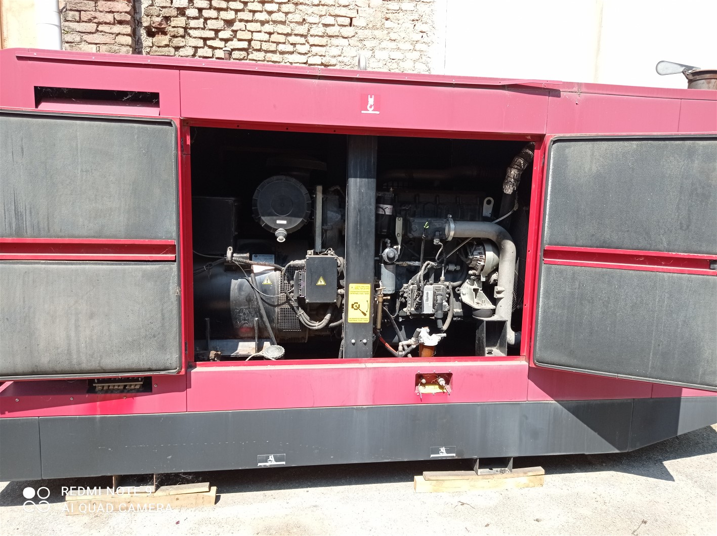 Generatore MOSA GE 305 FMSX in vendita - foto 2