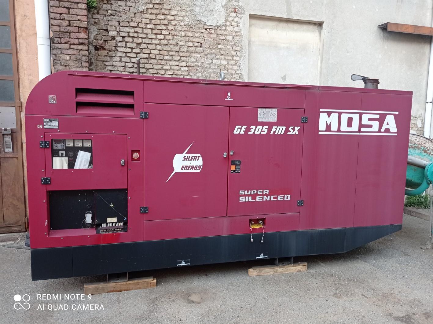 Generatore MOSA GE 305 FMSX in vendita - foto 1