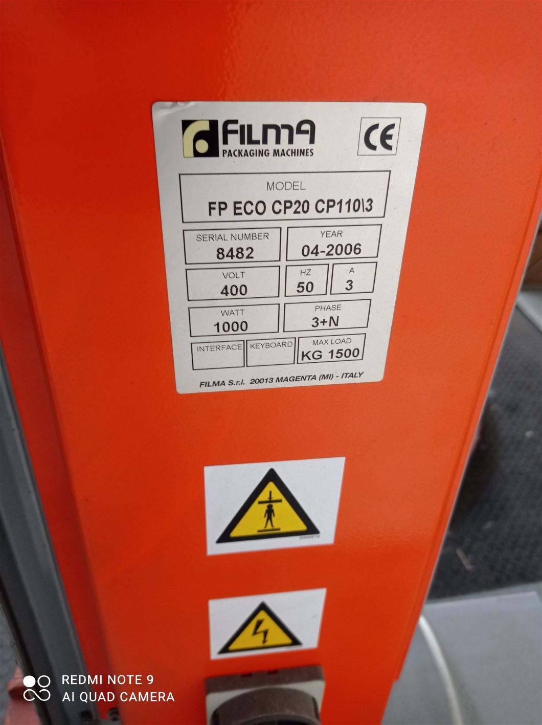 Fasciapallett FILMA in vendita - foto 2