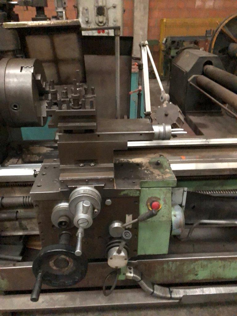 Tornio ZMM Sliven 3000x315mm usato in vendita - foto 3