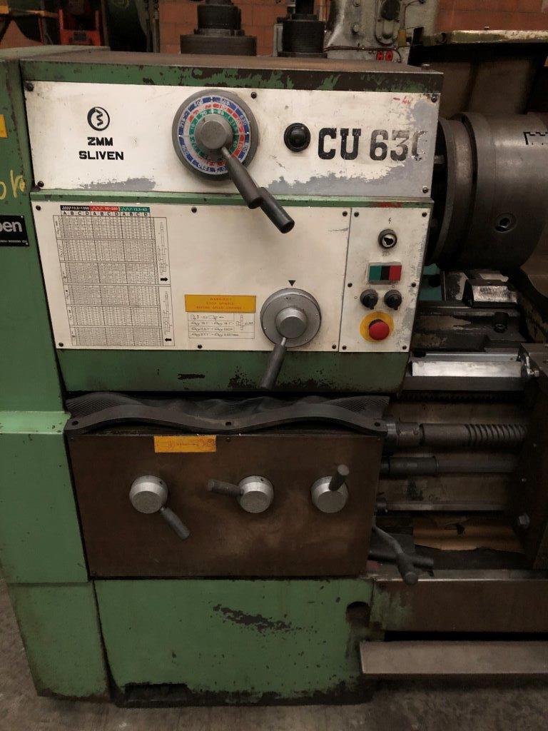 Tornio ZMM Sliven 3000x315mm usato in vendita - foto 2