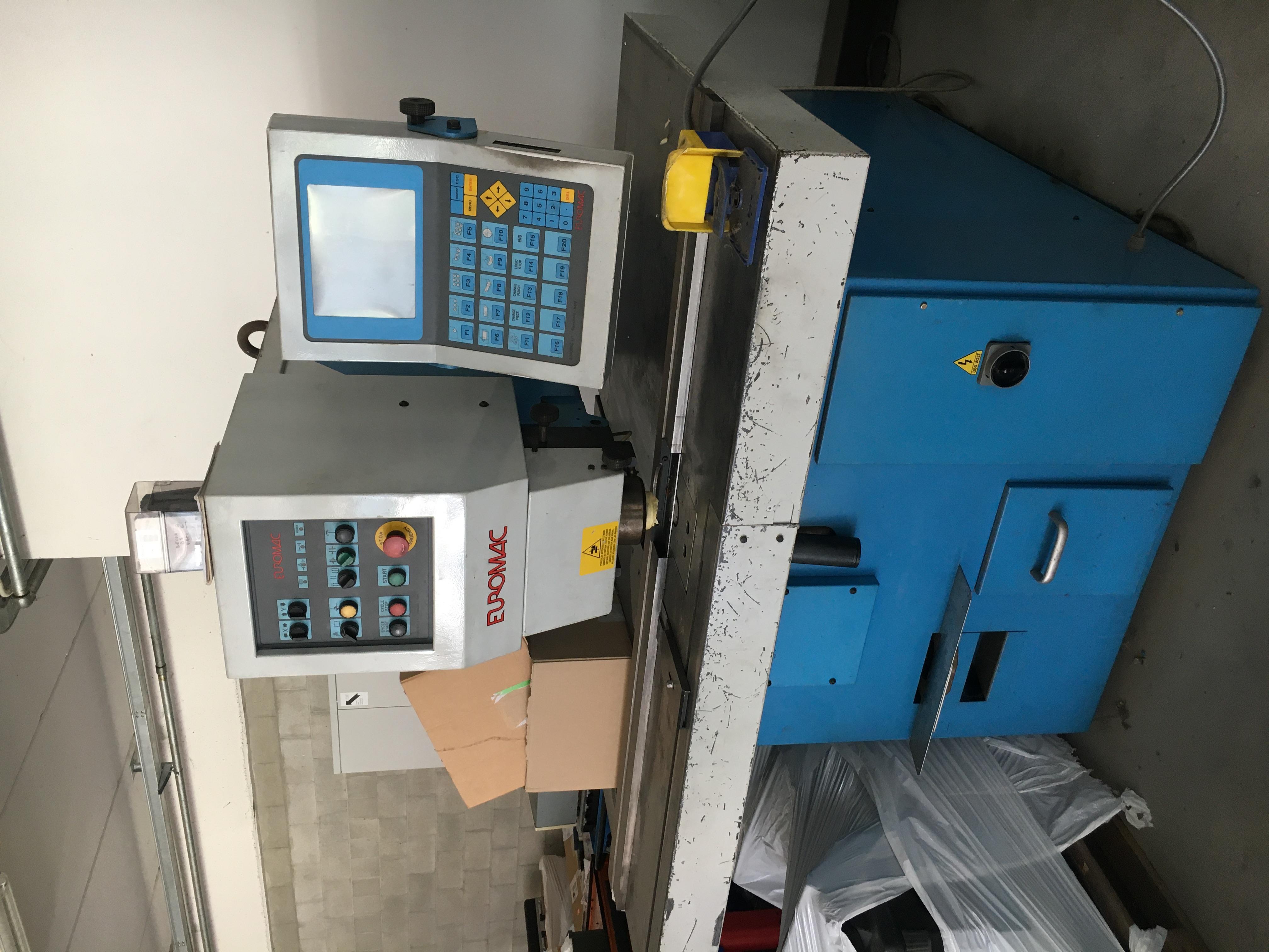 PUNZONATRICE IDRAULICA EUROMAC XP 950/30 CNC in vendita - foto 1