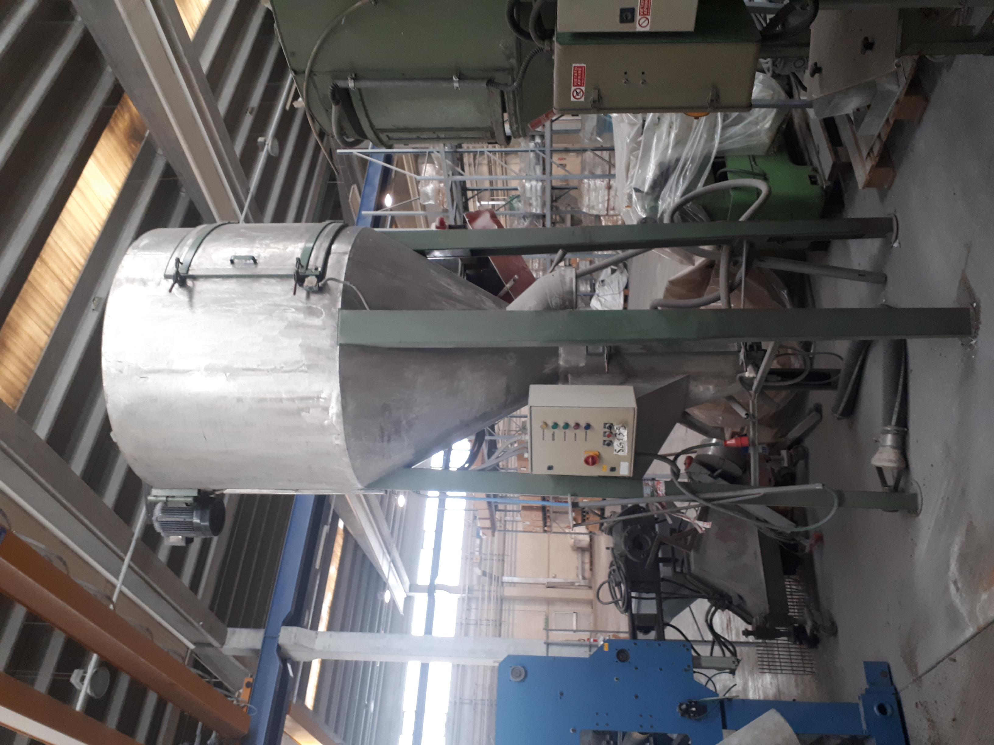 silos di stoccaggio in acciaio inox lt. 5000 in vendita - foto 1