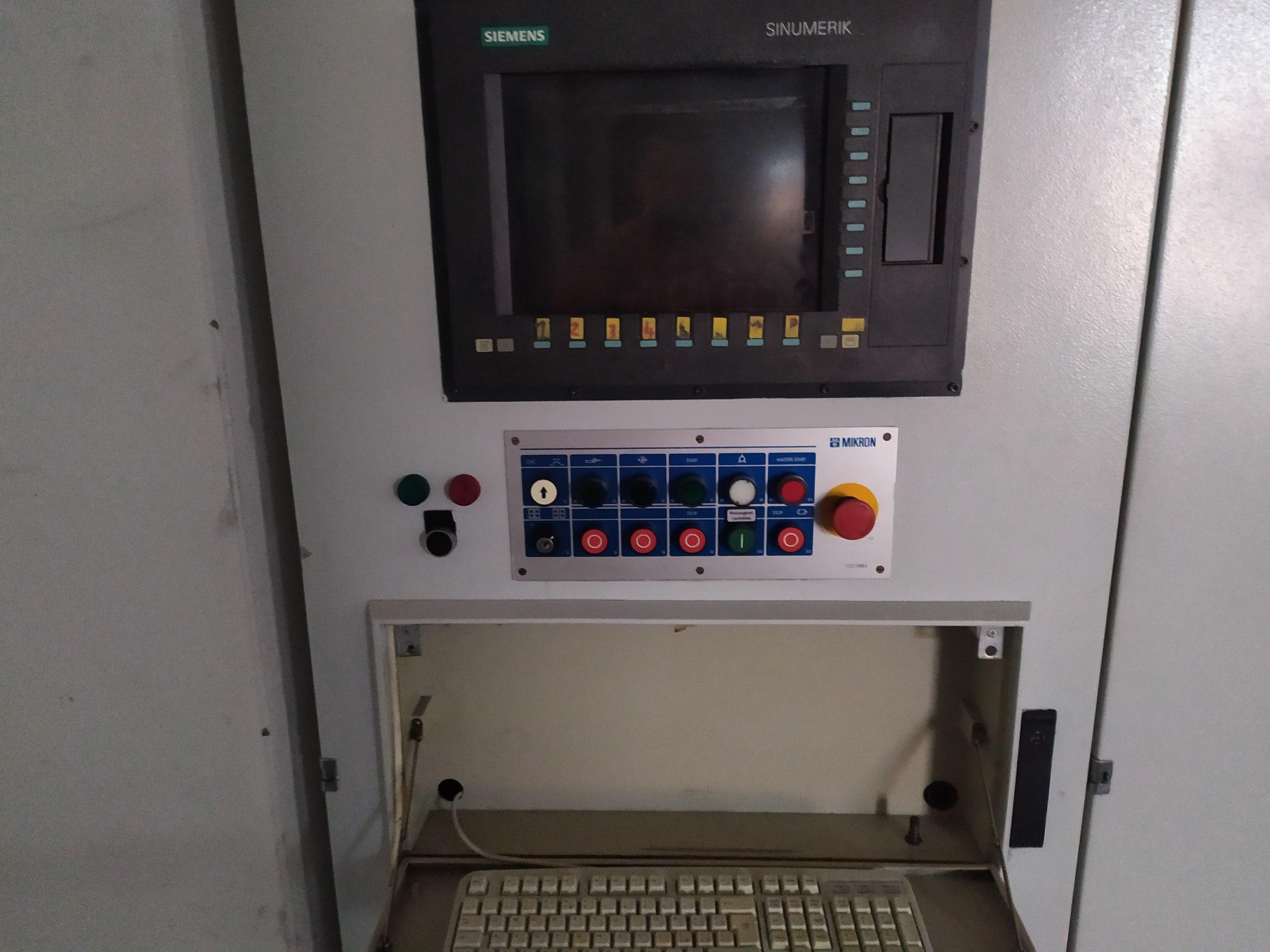 Mikron multifactor usemac 60.012 in vendita - foto 4