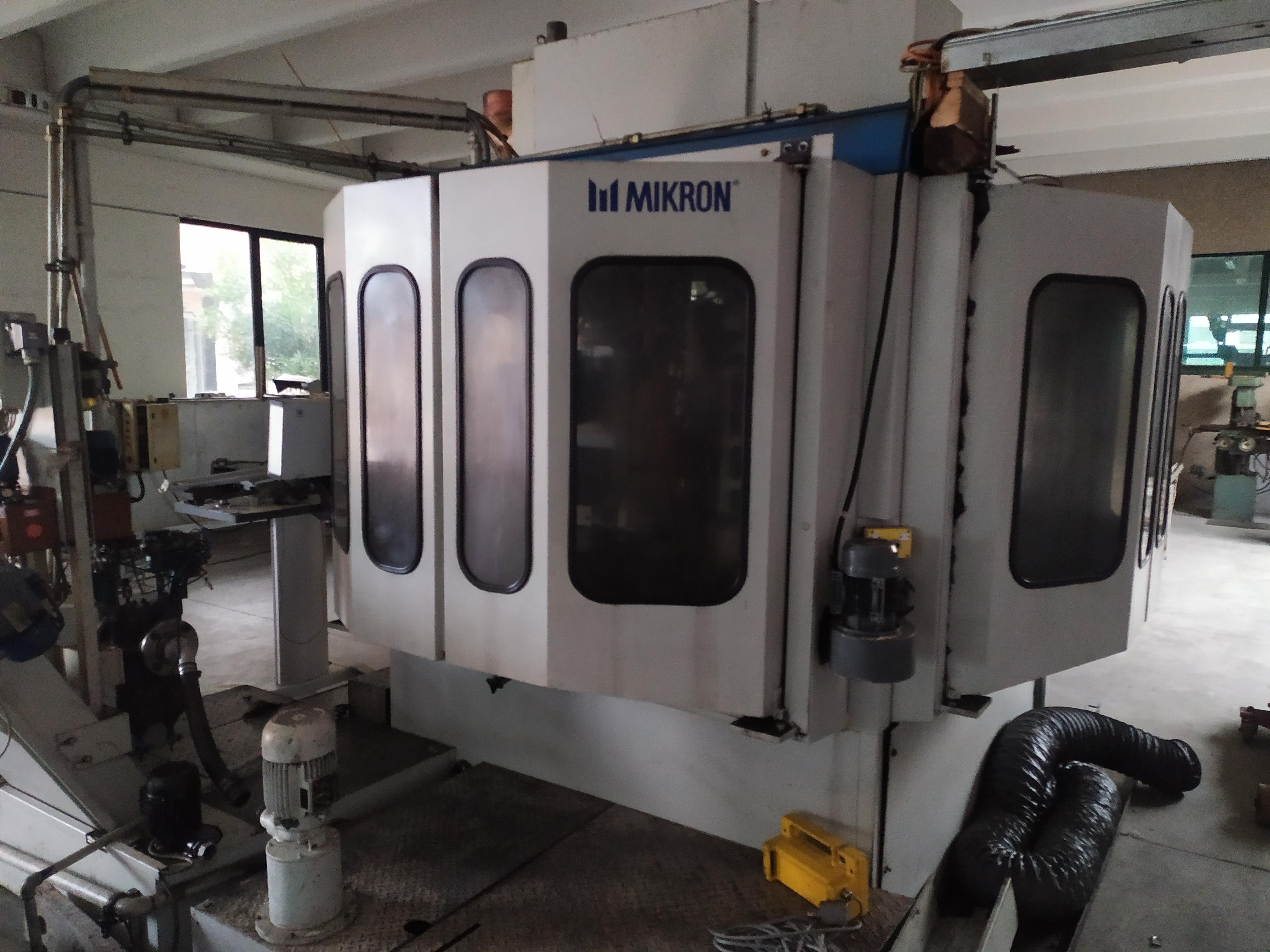 Mikron multifactor usemac 60.012 in vendita - foto 1