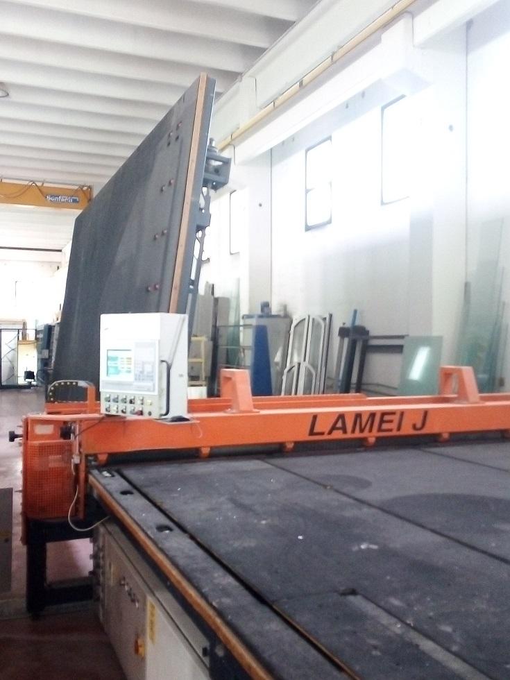 Banco da taglio laminato CSM Lamei J in vendita - foto 2