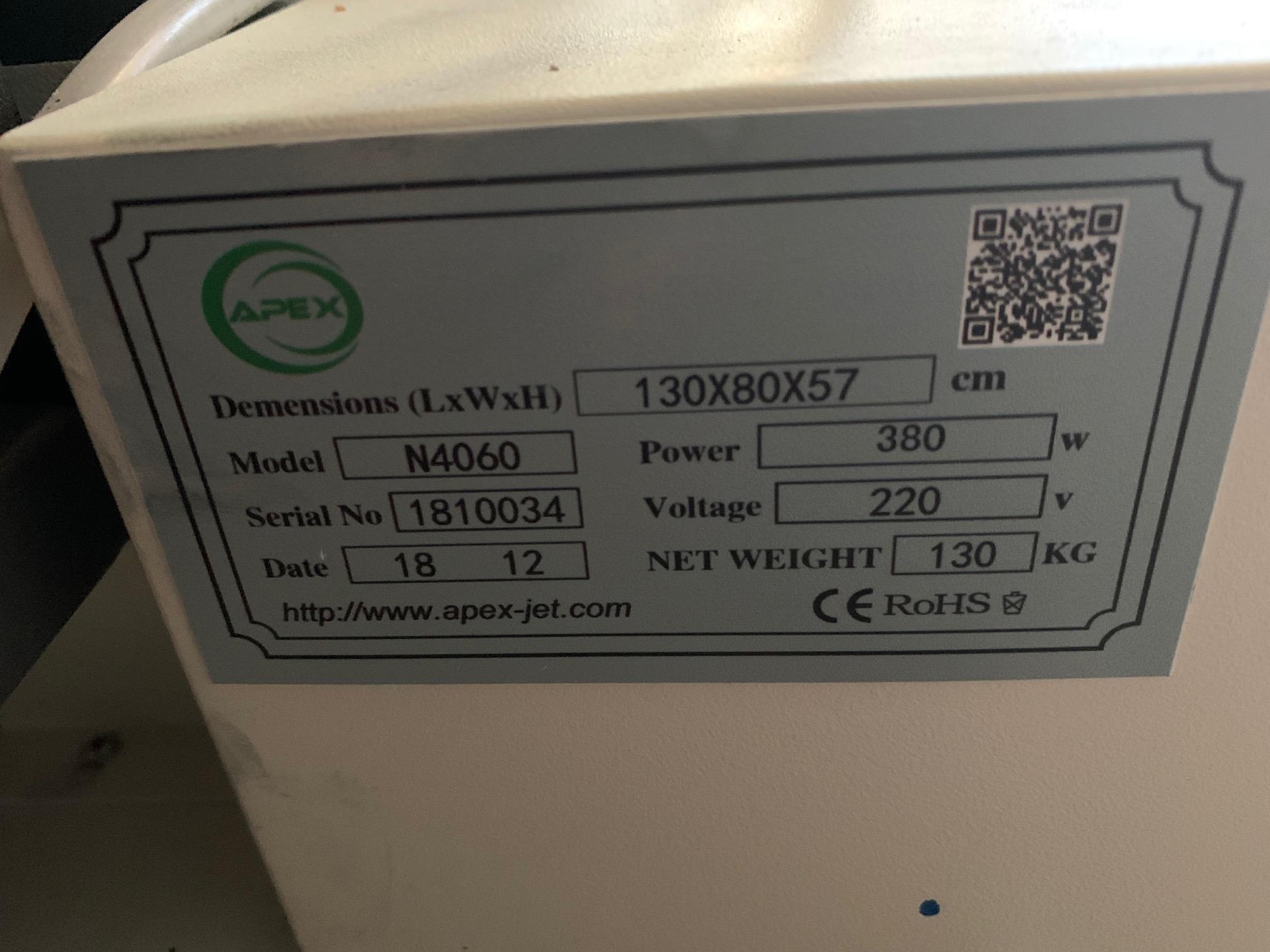 APEX UV N40X60 in vendita - foto 3