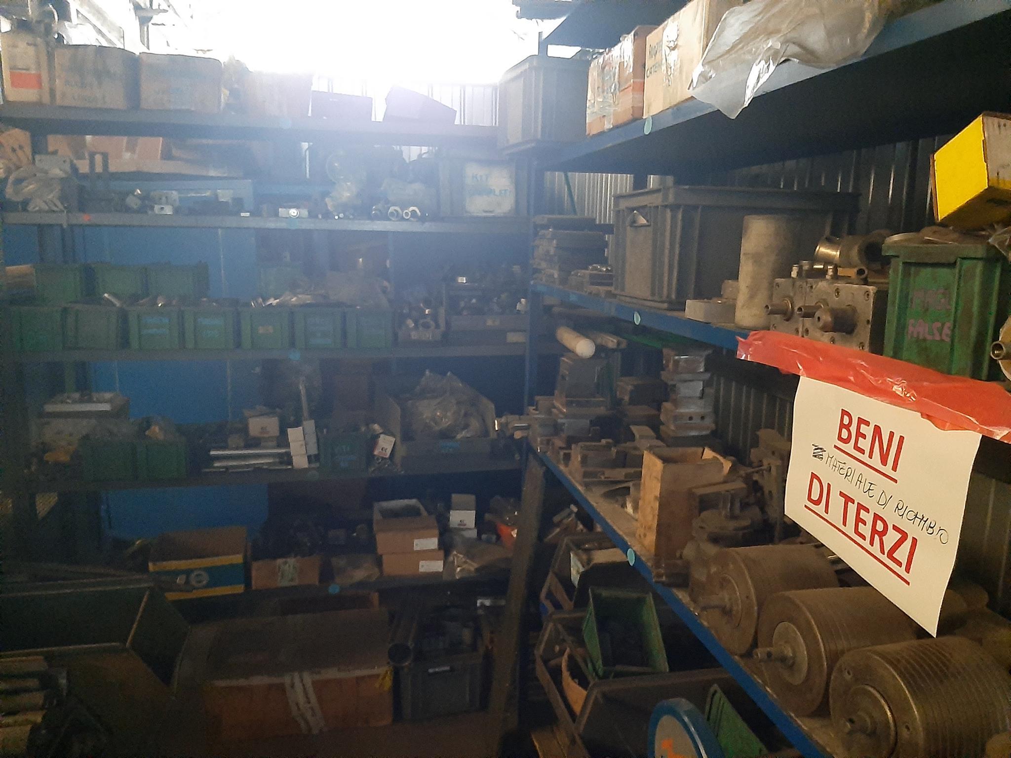 Parti ricambio per presse, colonne, macchinari utensili in vendita - foto 2