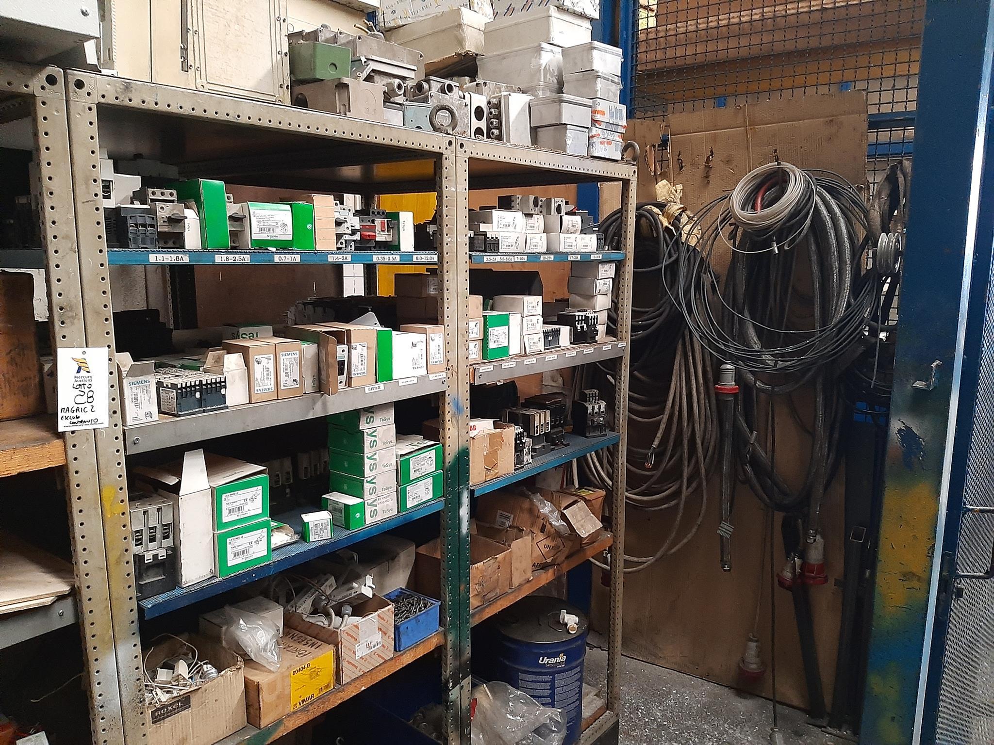 Magazzino componenti elettrici in vendita - foto 6