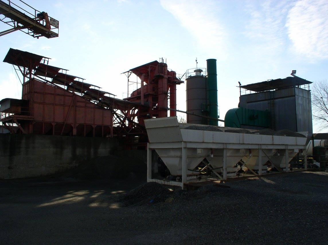 Impianto conglomerato bituminoso in vendita - foto 5