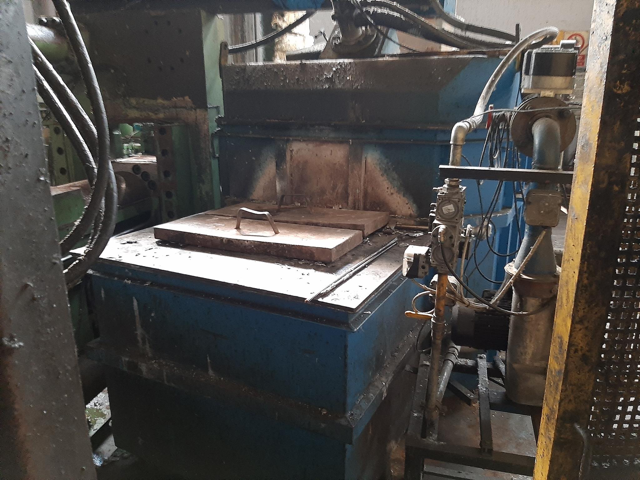 Forno mantenimento alluminio Deltaimpianti in vendita - foto 2