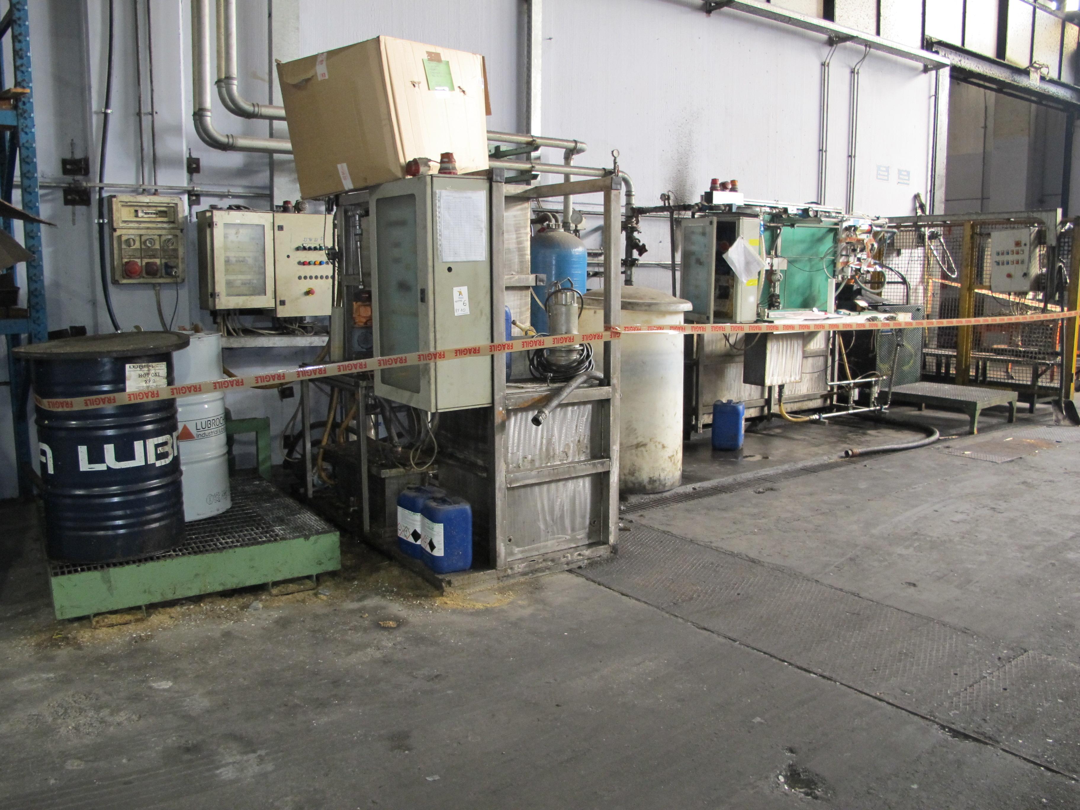 Impianto distaccante Fluydinamic in vendita - foto 2