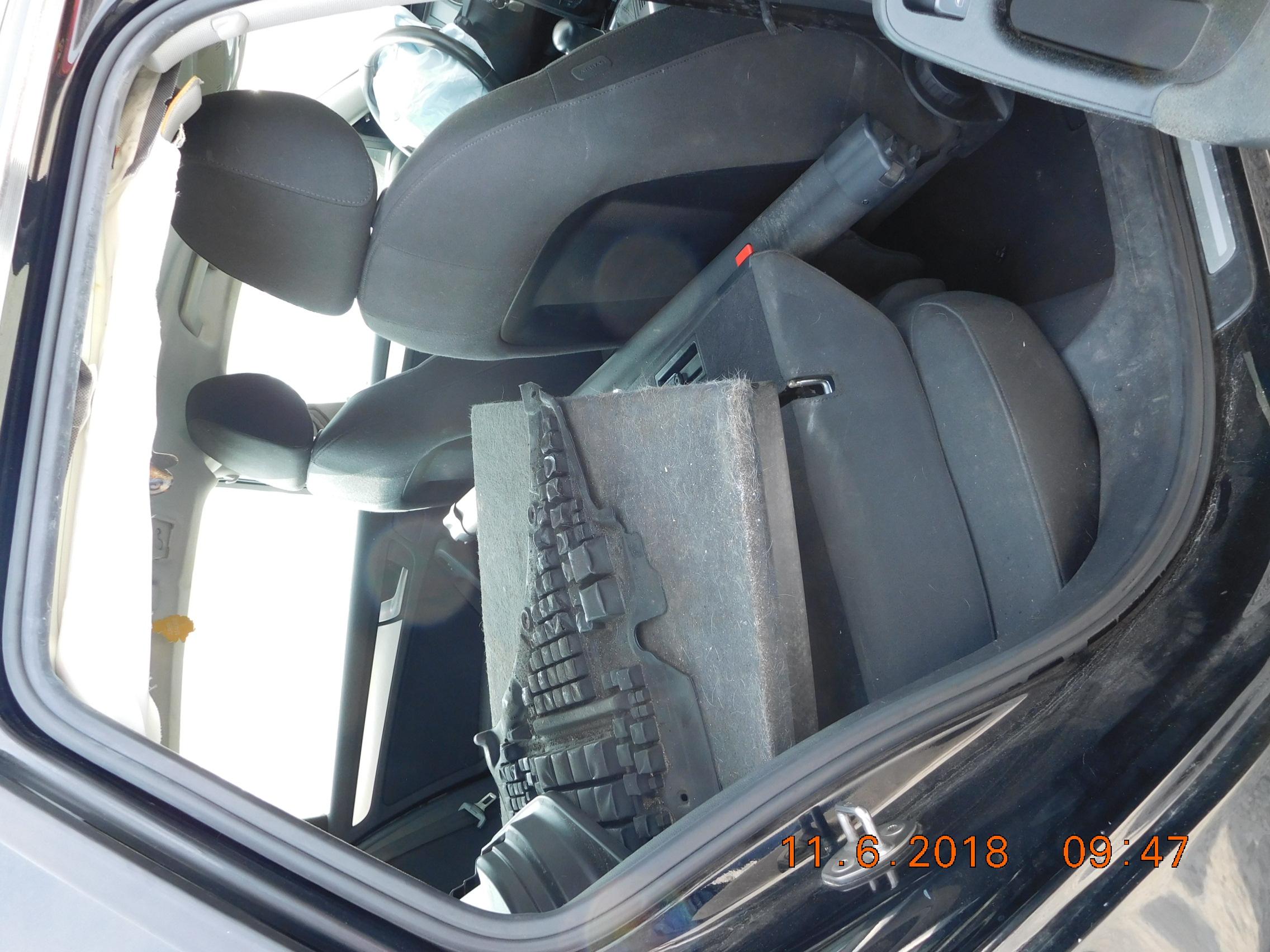 AUDI A4 INCIDENTATA in vendita - foto 3