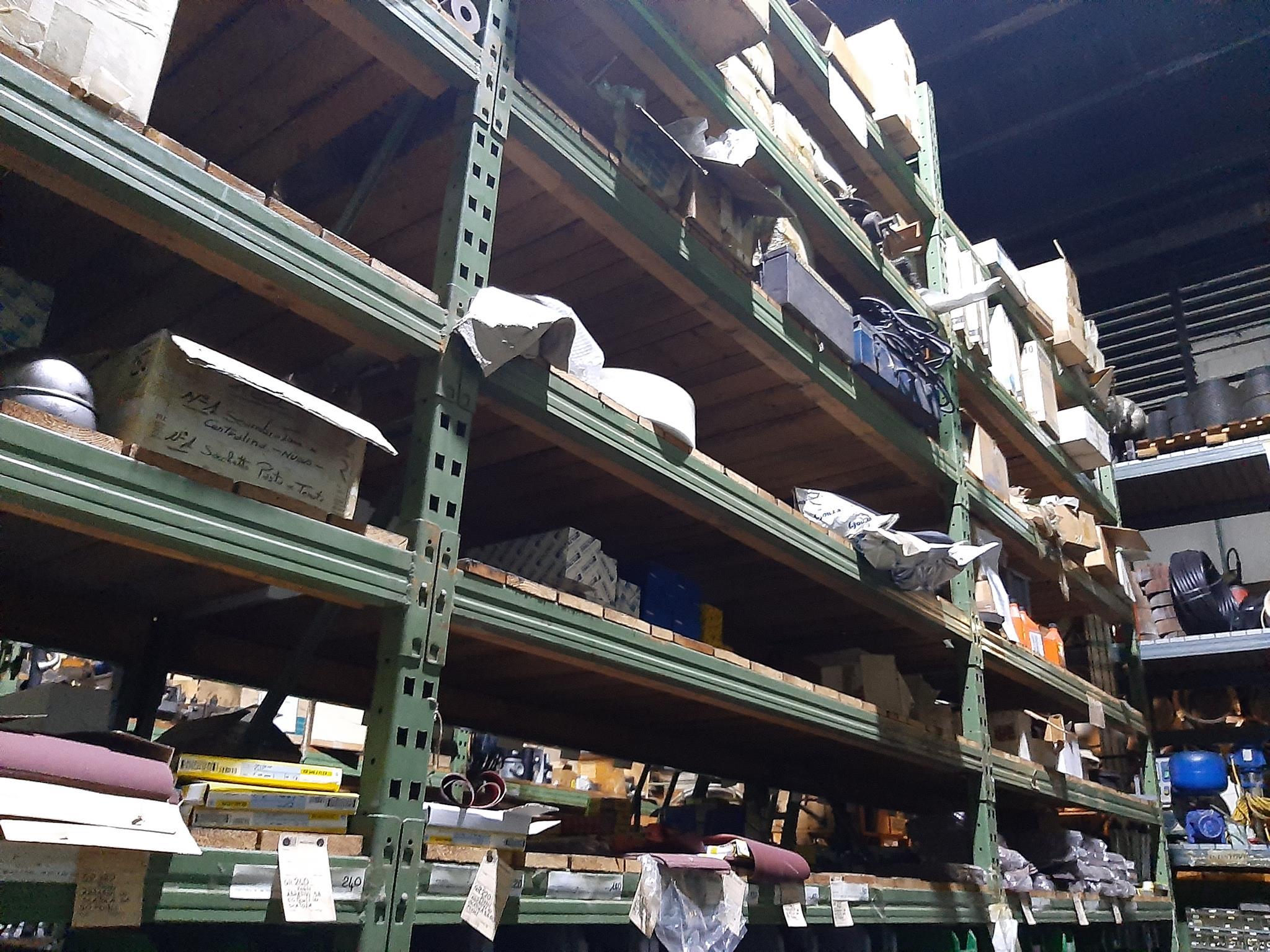 Magazzino componenti meccanici e oleodinamici in vendita - foto 7