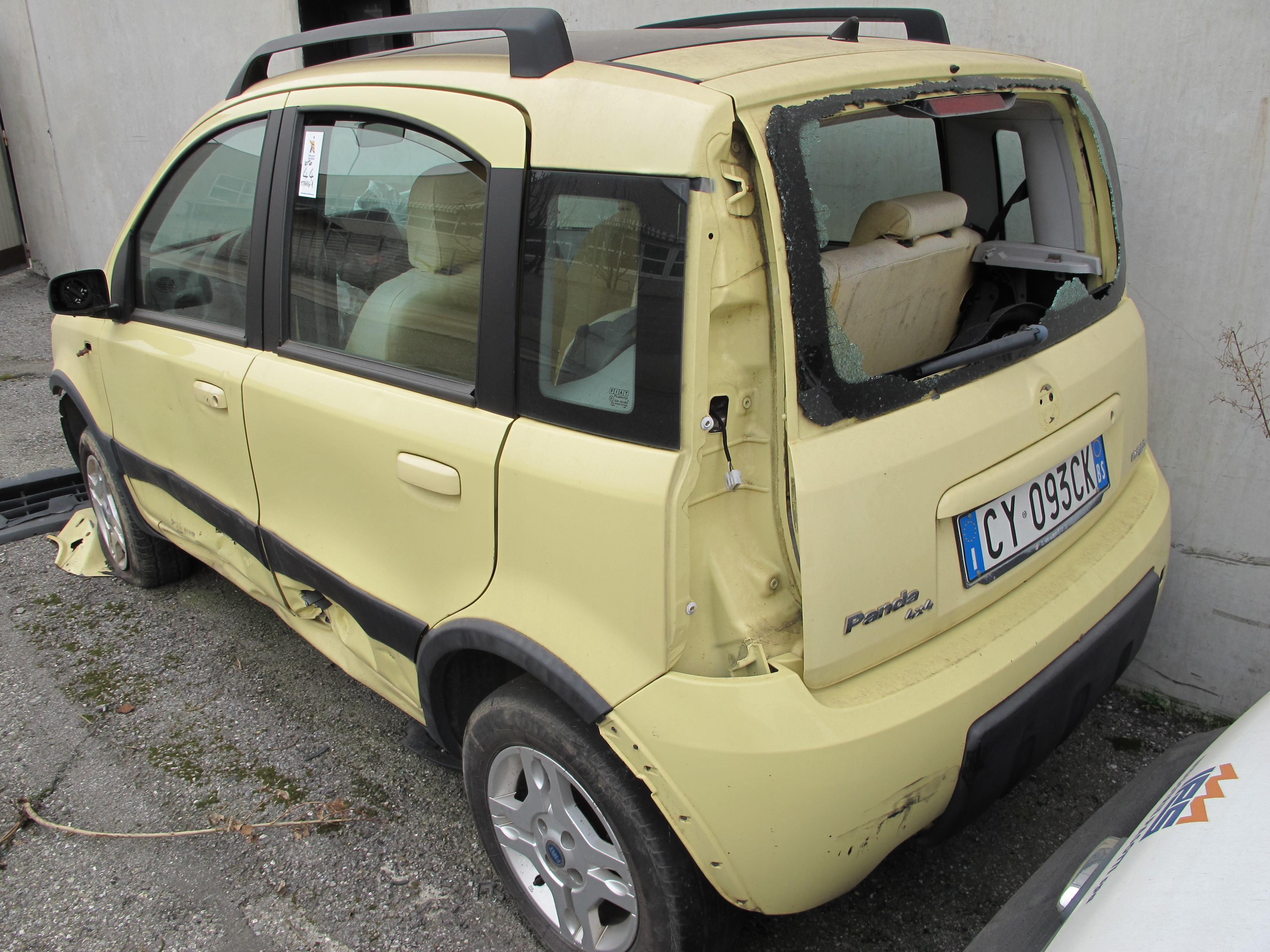 Fiat Panda e furgone Ford Transit in vendita - foto 4