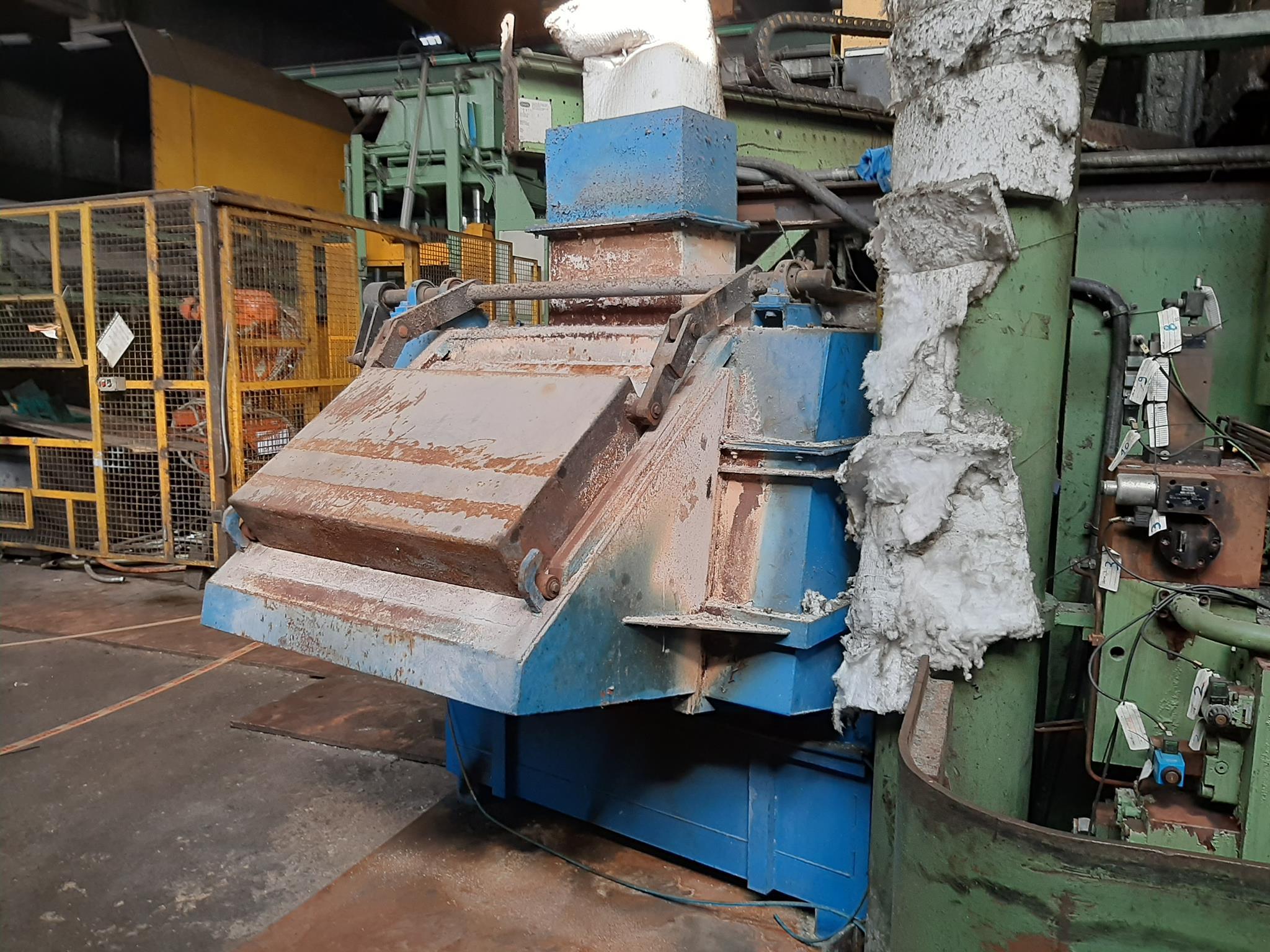 Forno mantenimento alluminio Deltaimpianti in vendita - foto 4