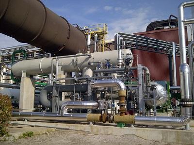 Impianto di cogenerazione ORC a turbina radiale in vendita - foto 1