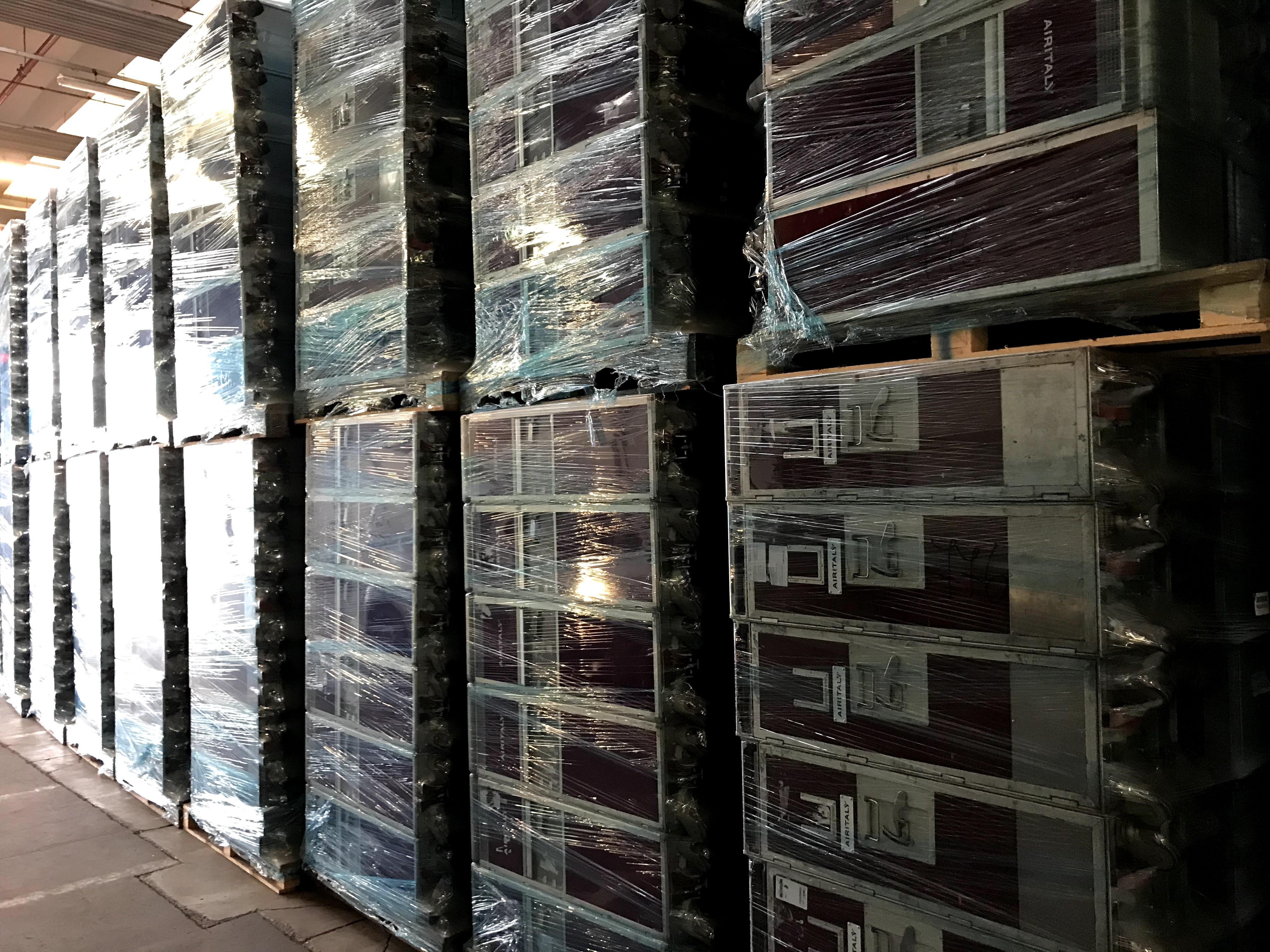 Carrelli portavivande usati e nuovi per Aereo  in vendita - foto 8