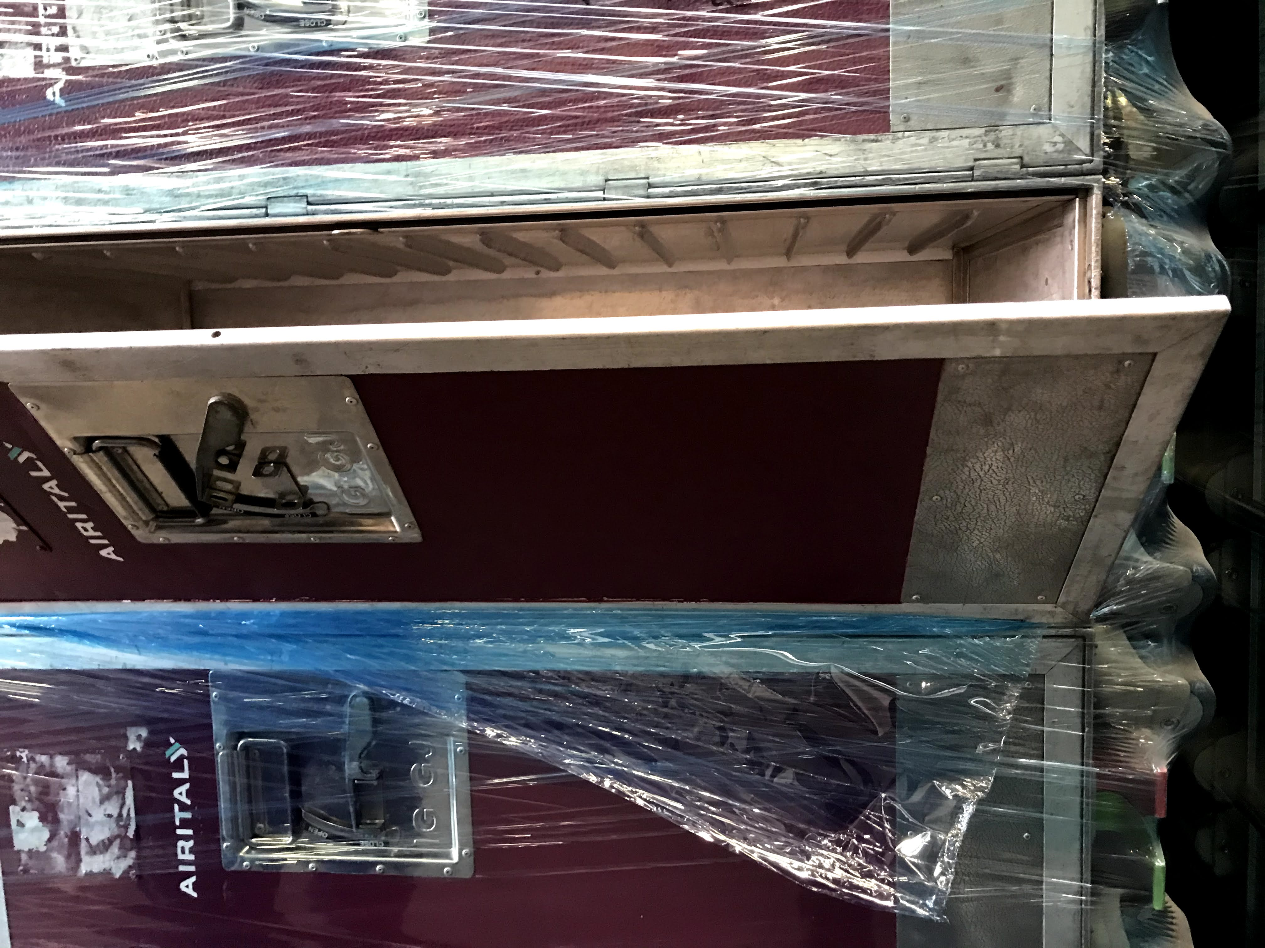 Carrelli portavivande usati e nuovi per Aereo  in vendita - foto 7
