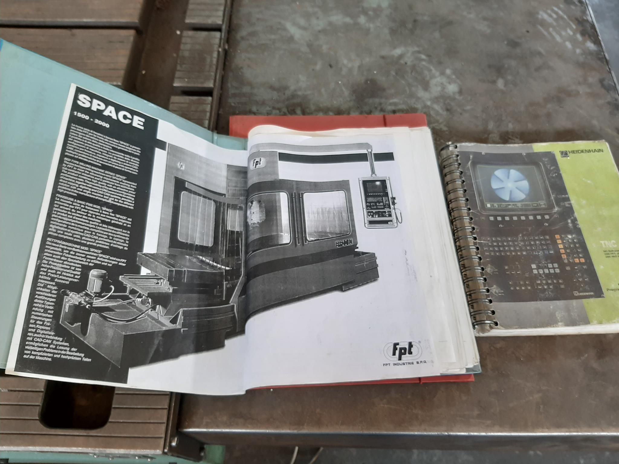 Fresatrice a banco fisso FPT in vendita - foto 6