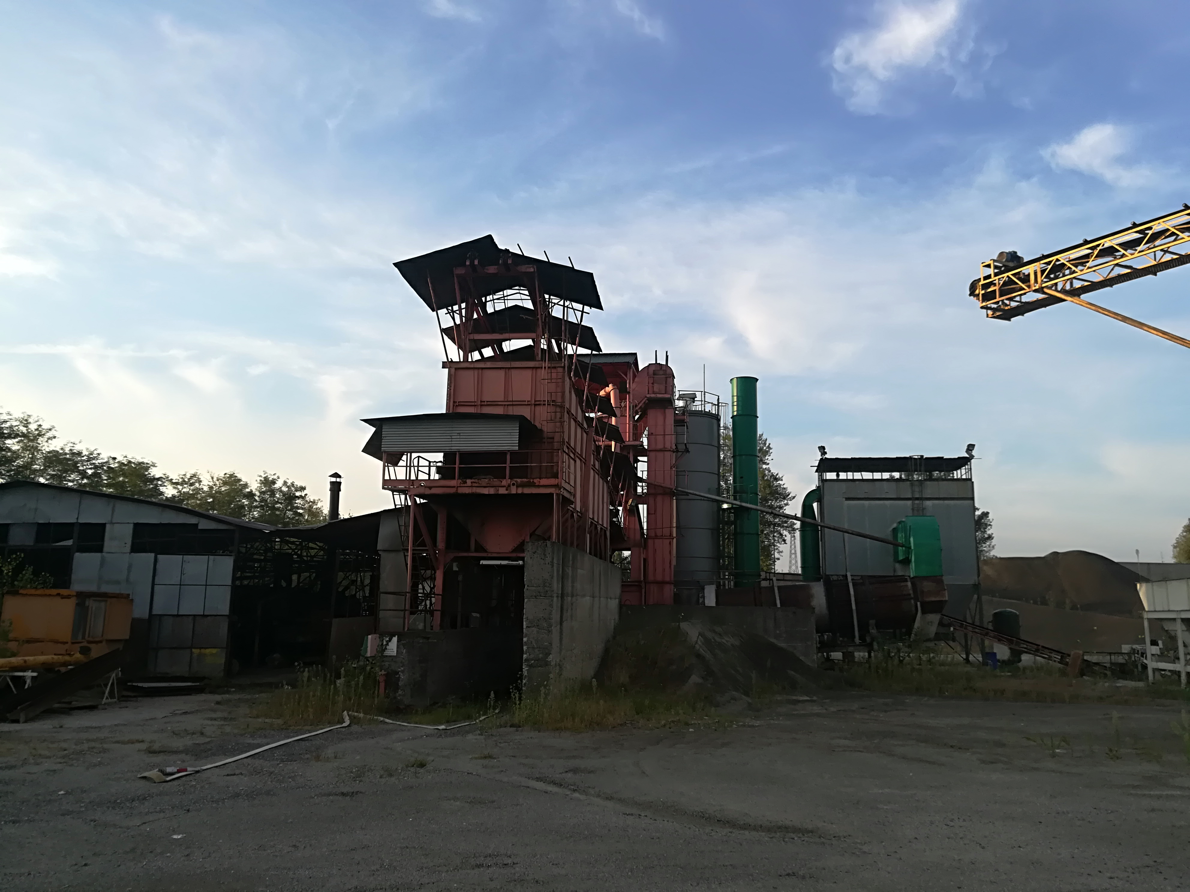 Impianto conglomerato bituminoso in vendita - foto 1