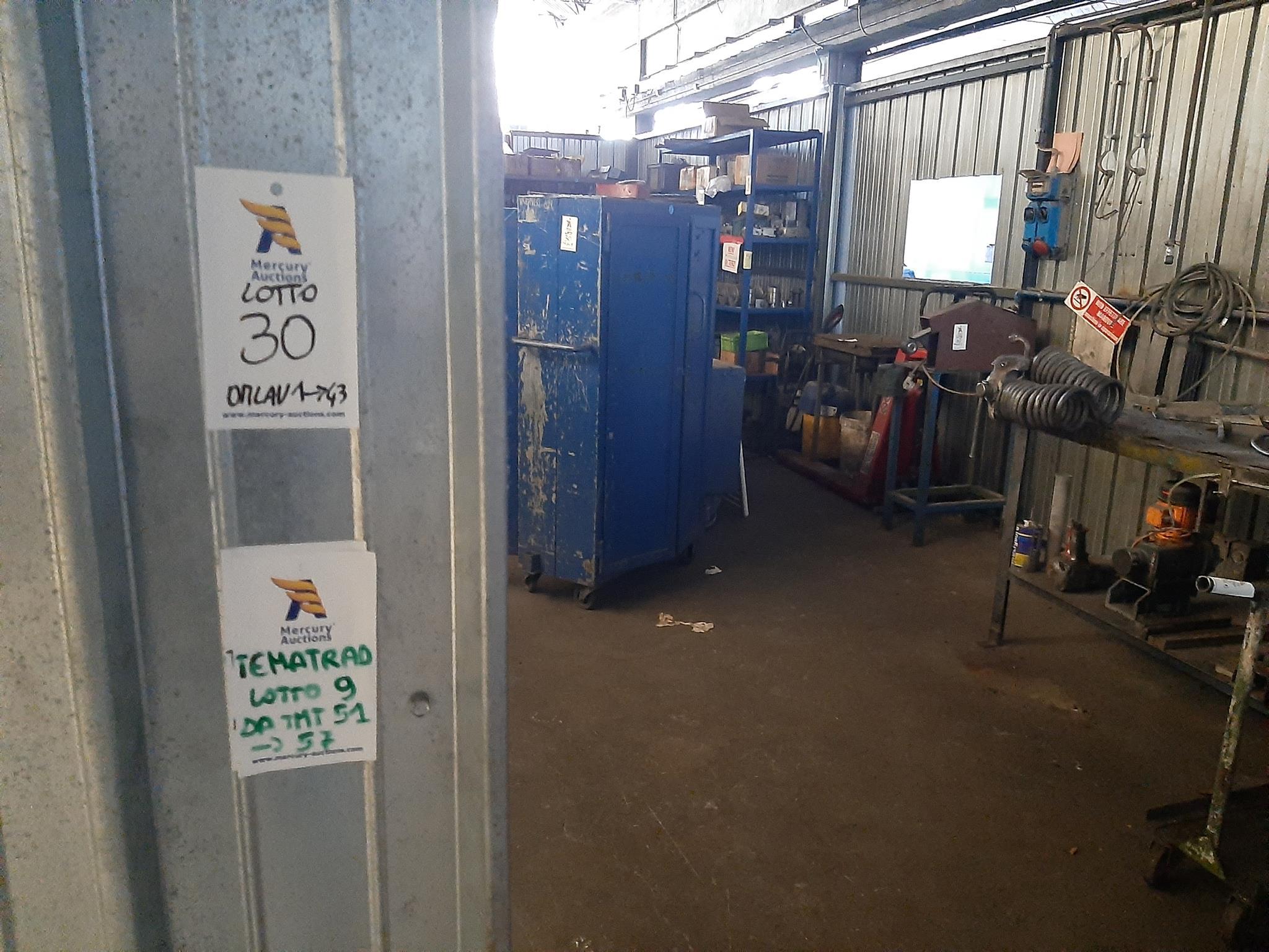 Parti ricambio per presse, colonne, macchinari utensili in vendita - foto 10