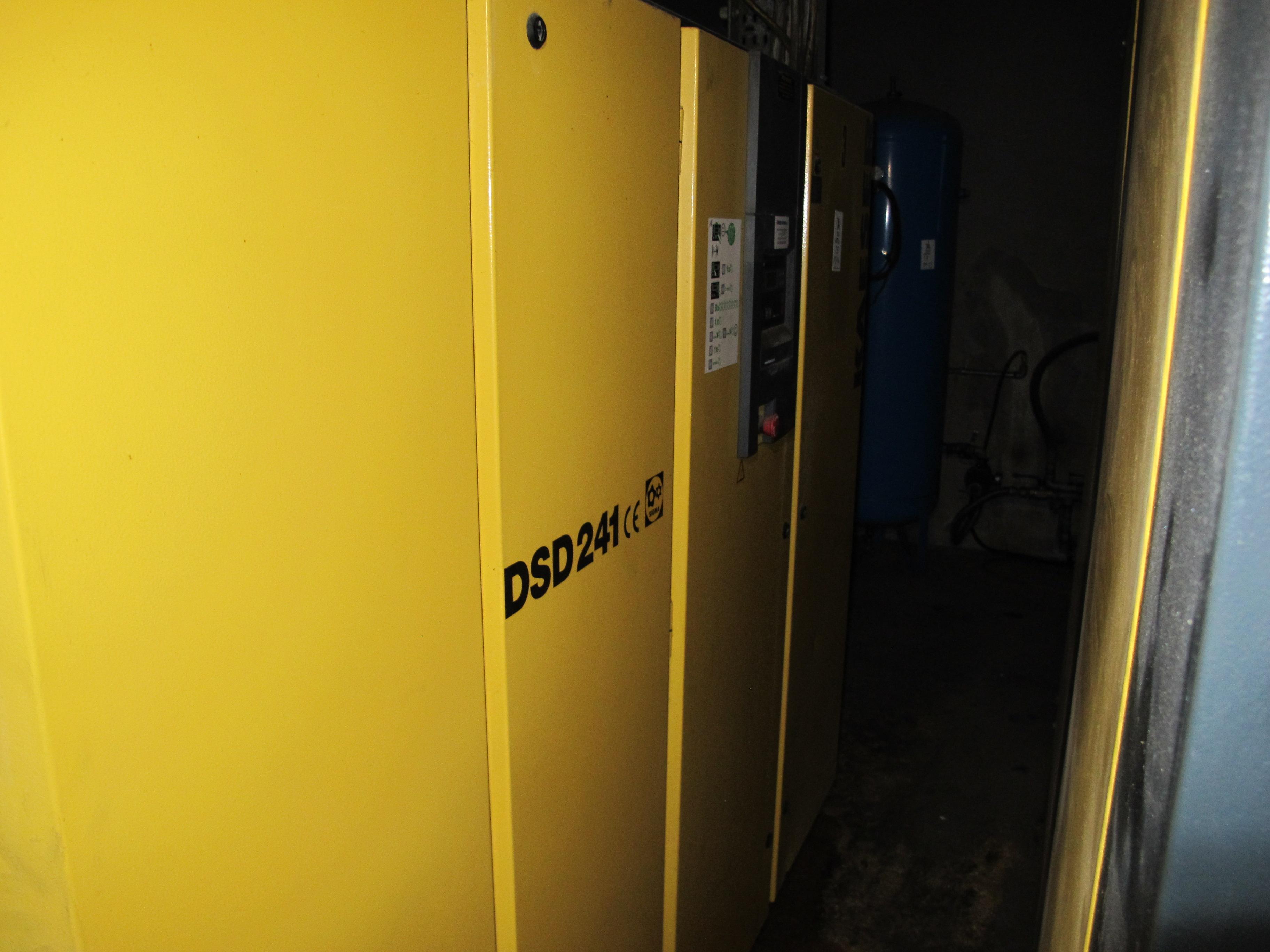 Impianto disoleatore con torre di evaporazione - IMP4 in vendita - foto 2