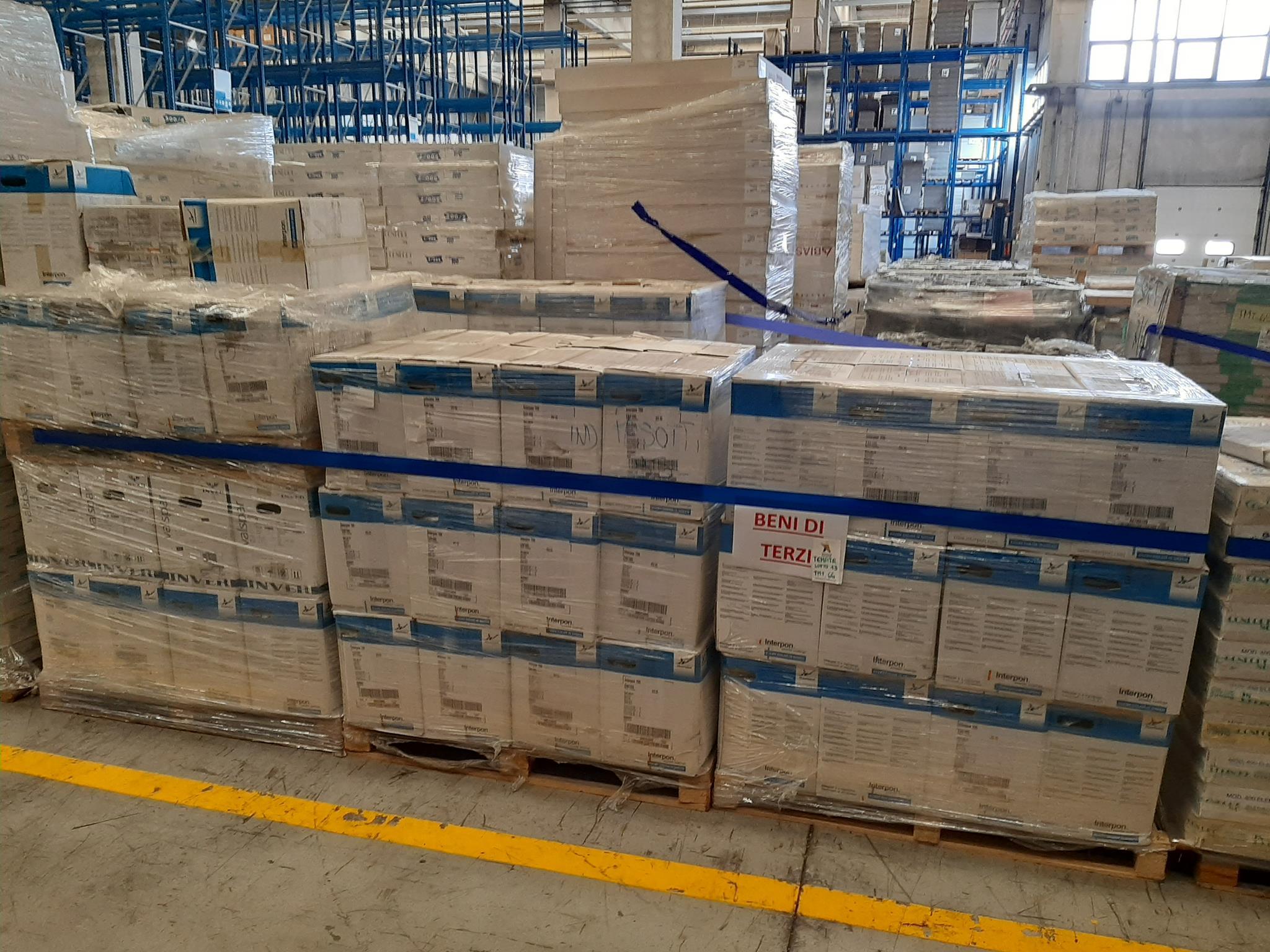 Scatole polvere verniciante e materiale in vendita - foto 6